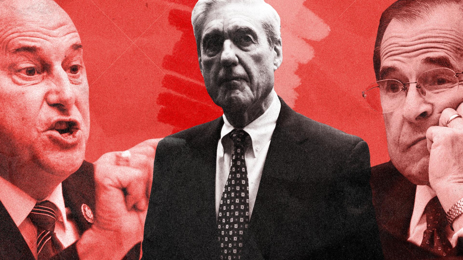 The Mueller bombshell that wasn't