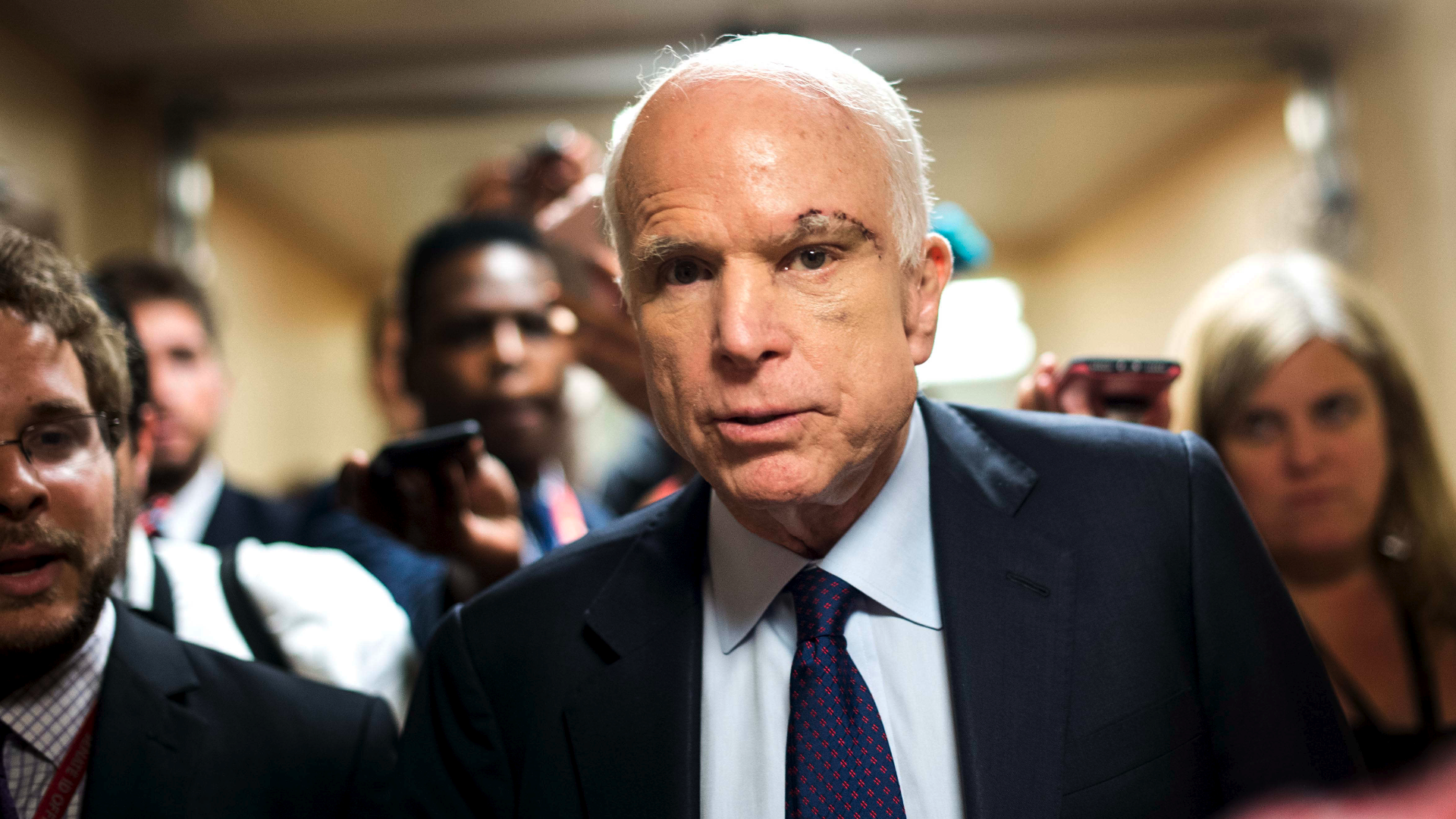 The night John McCain killed the GOP's health-care fight