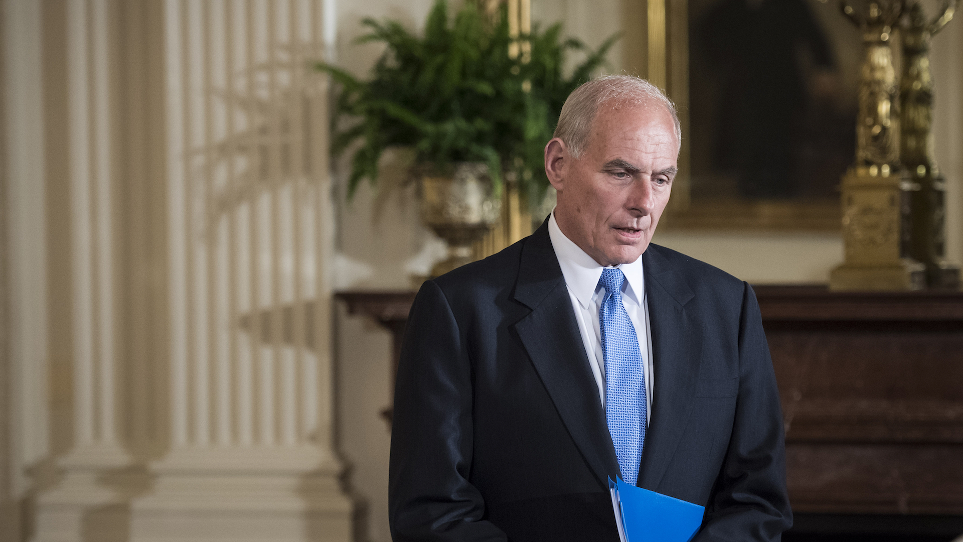 John Kelly, Trump's new chief of staff, 'won't suffer idiots and fools'
