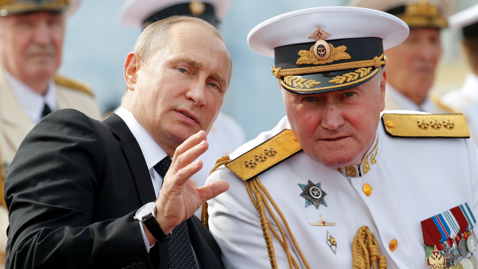 Putin orders cut of 755 personnel at U.S. missions