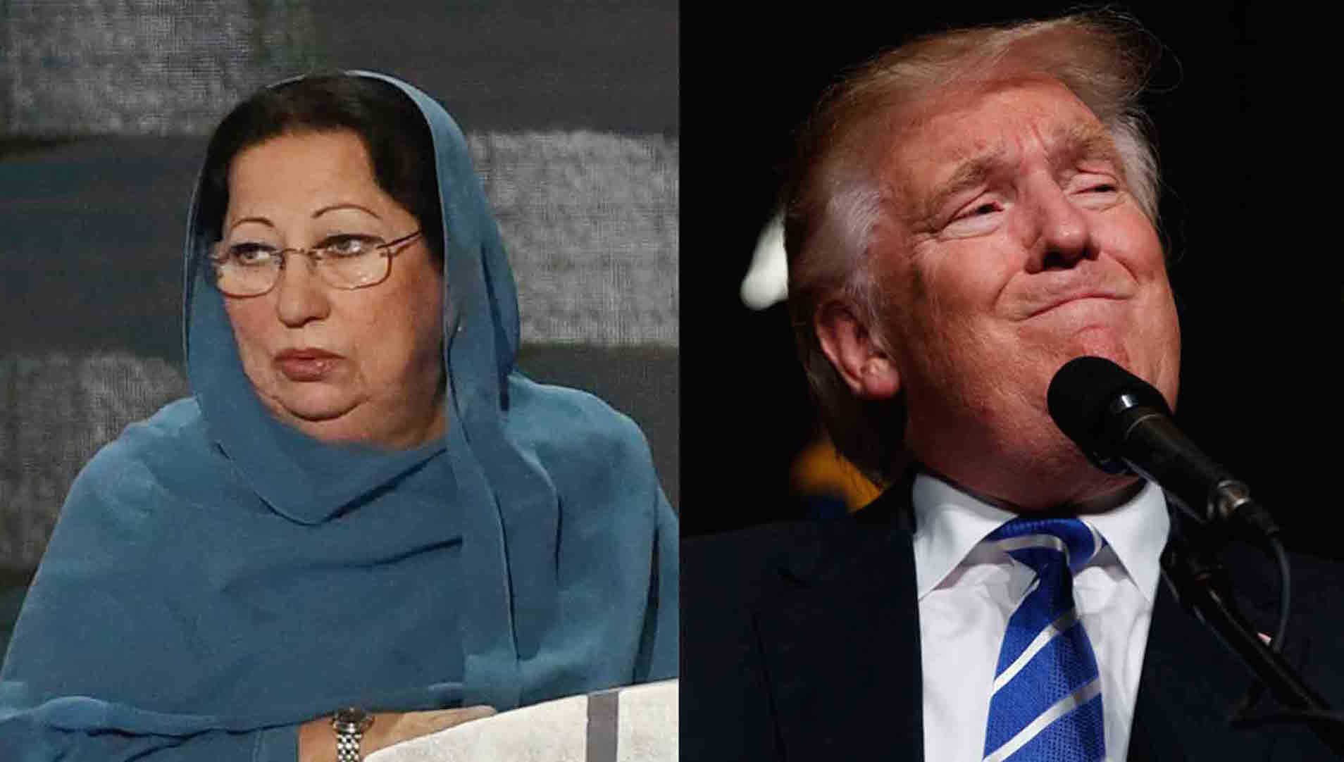 Republicans denounce Trump as confrontation with Muslim parents escalates