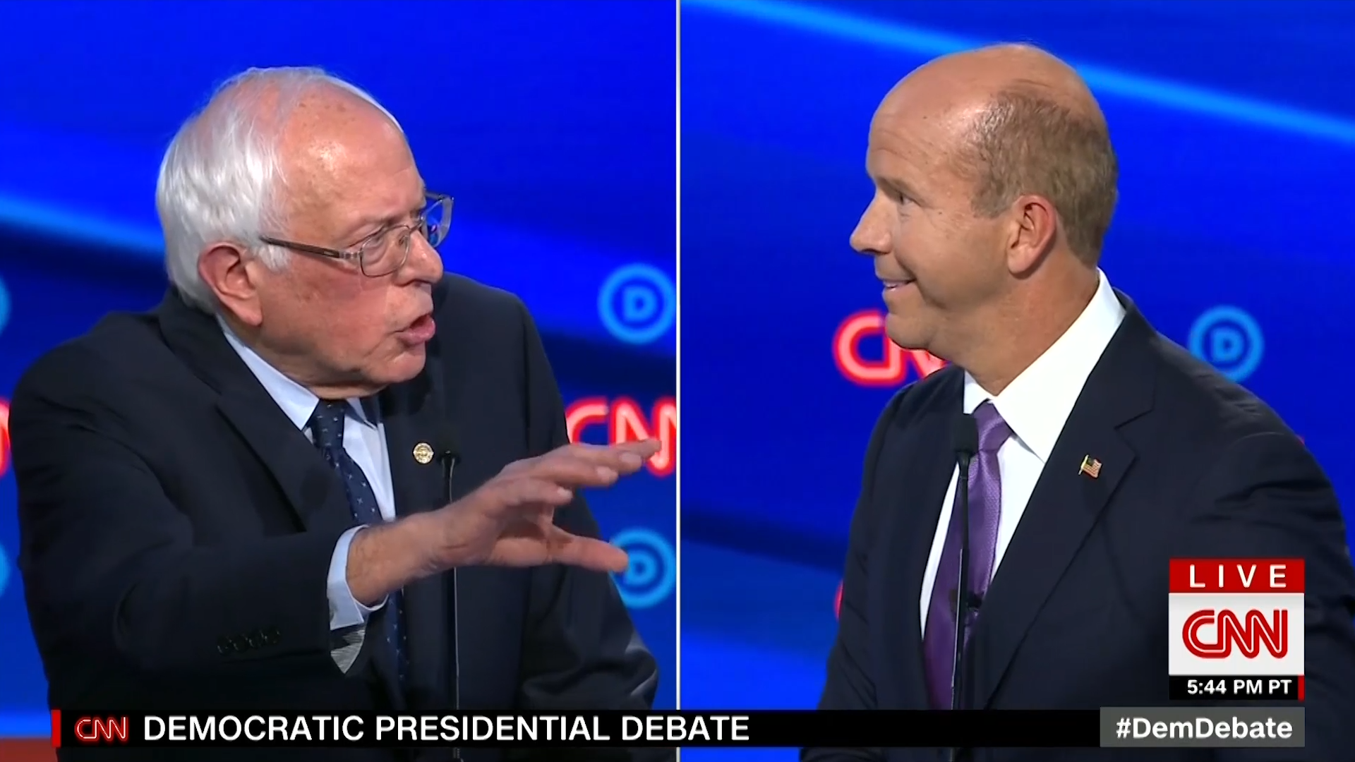 Winners and losers from Night 1 of the second Democratic debate