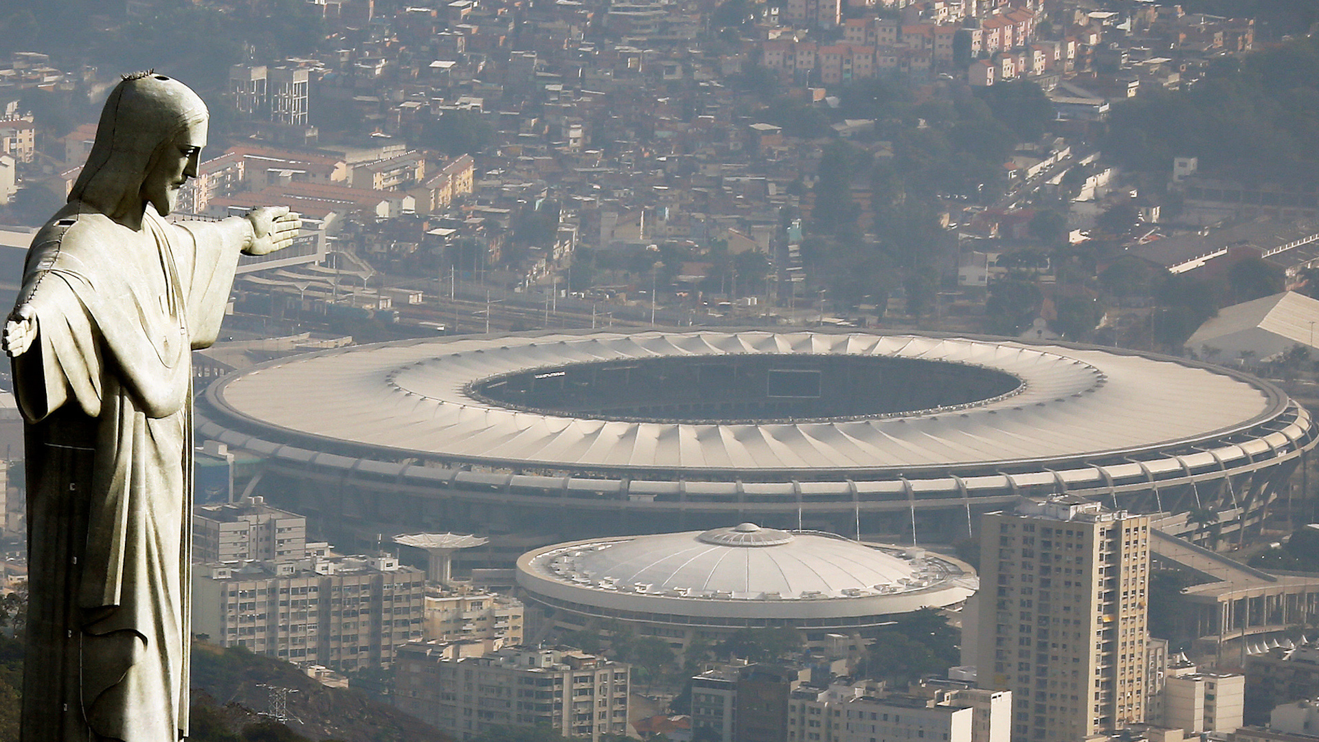 Rio may be the glummest city ever to host the Summer Olympics