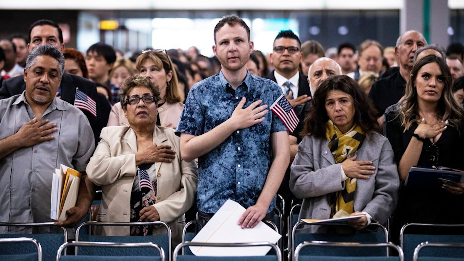 Calif. jurisdictions sue to block policy that denies poor immigrants access to path to citizenship