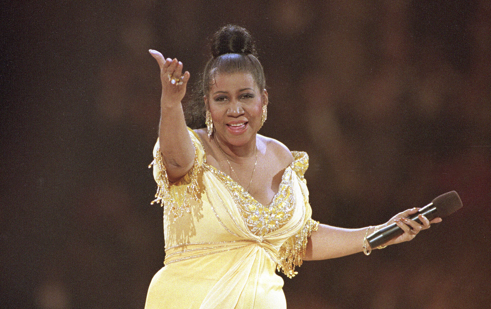 Aretha Franklin, music's 'Queen of Soul,' dies at 76