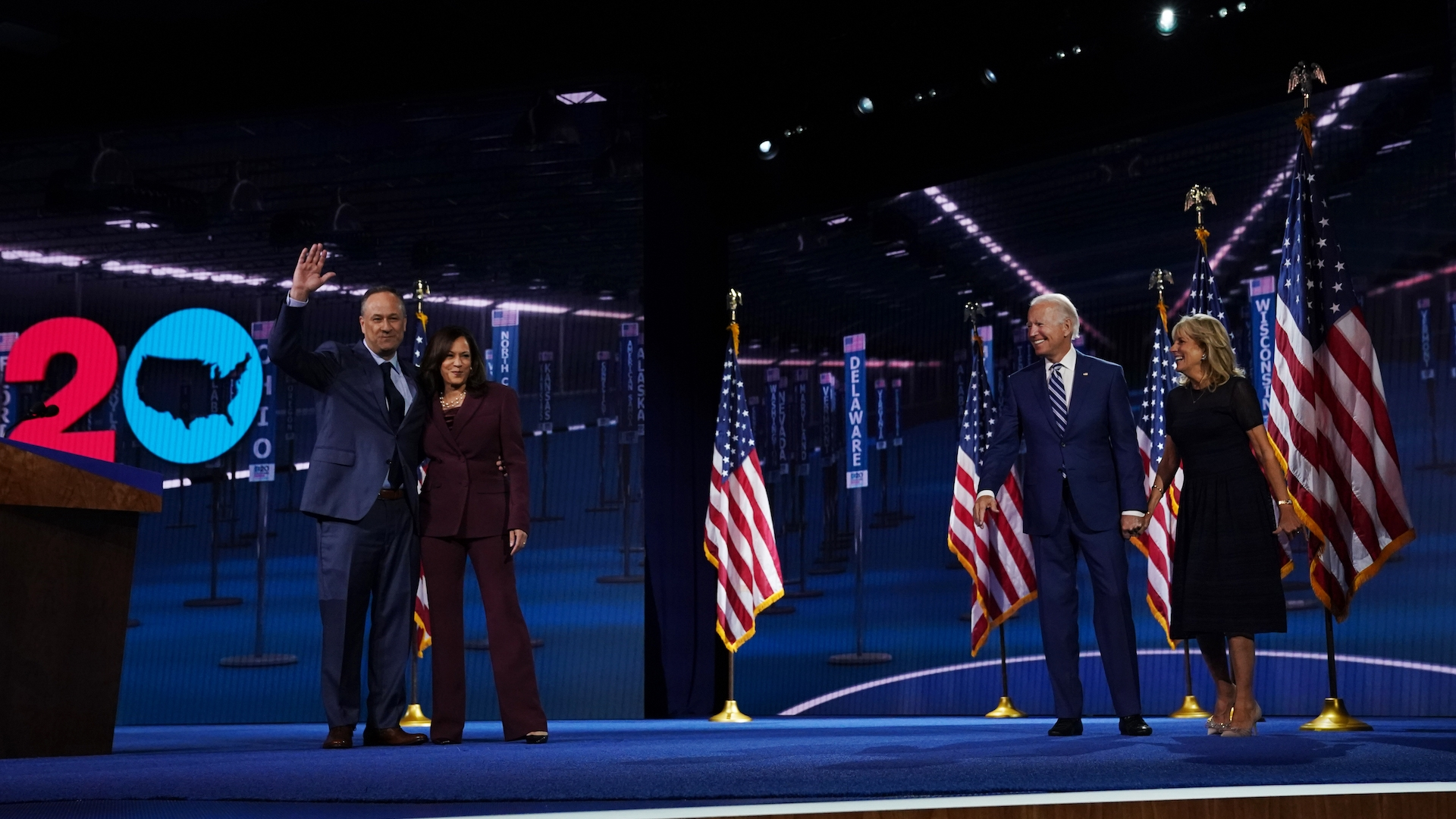 Takeaways from Democratic National Convention night three - The ...