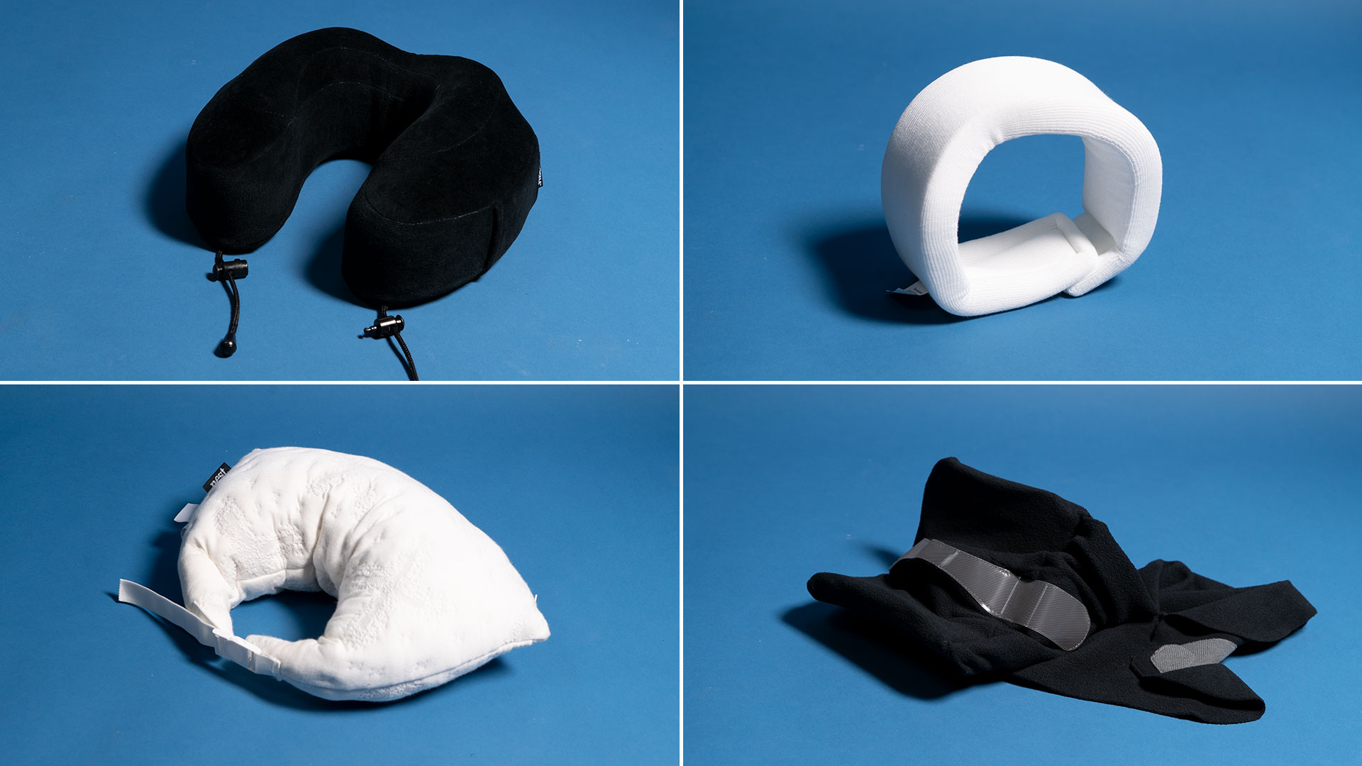We tested four neck pillows for travel. Here's the best.