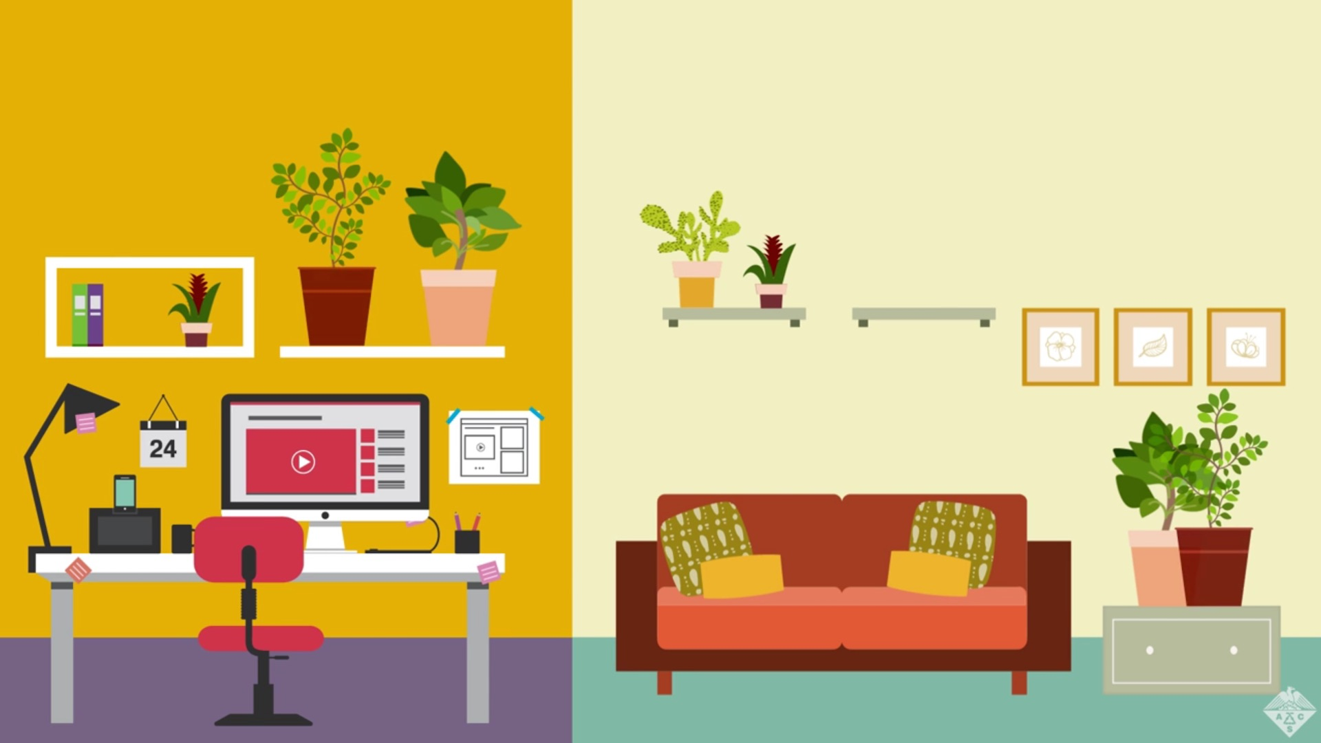 A surprising simple solution to bad indoor air quality: potted plants