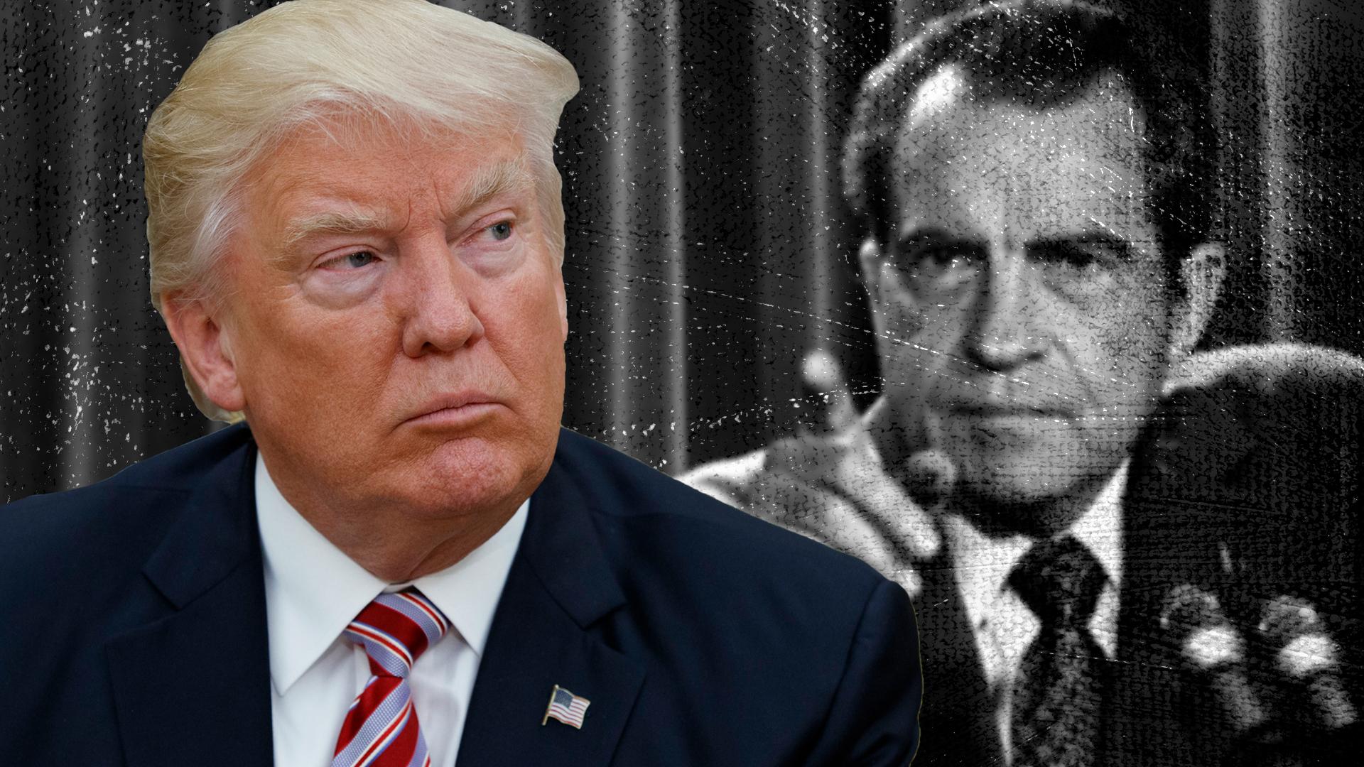 Mr. President, beware the mistakes of Richard Nixon