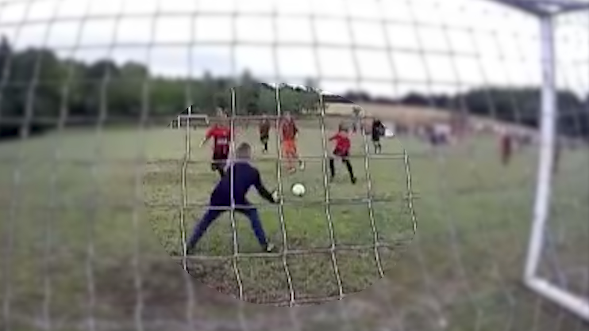 Footage of a 9-year-old goalie losing his soccer game went viral. Then the pros he idolized weighed in.