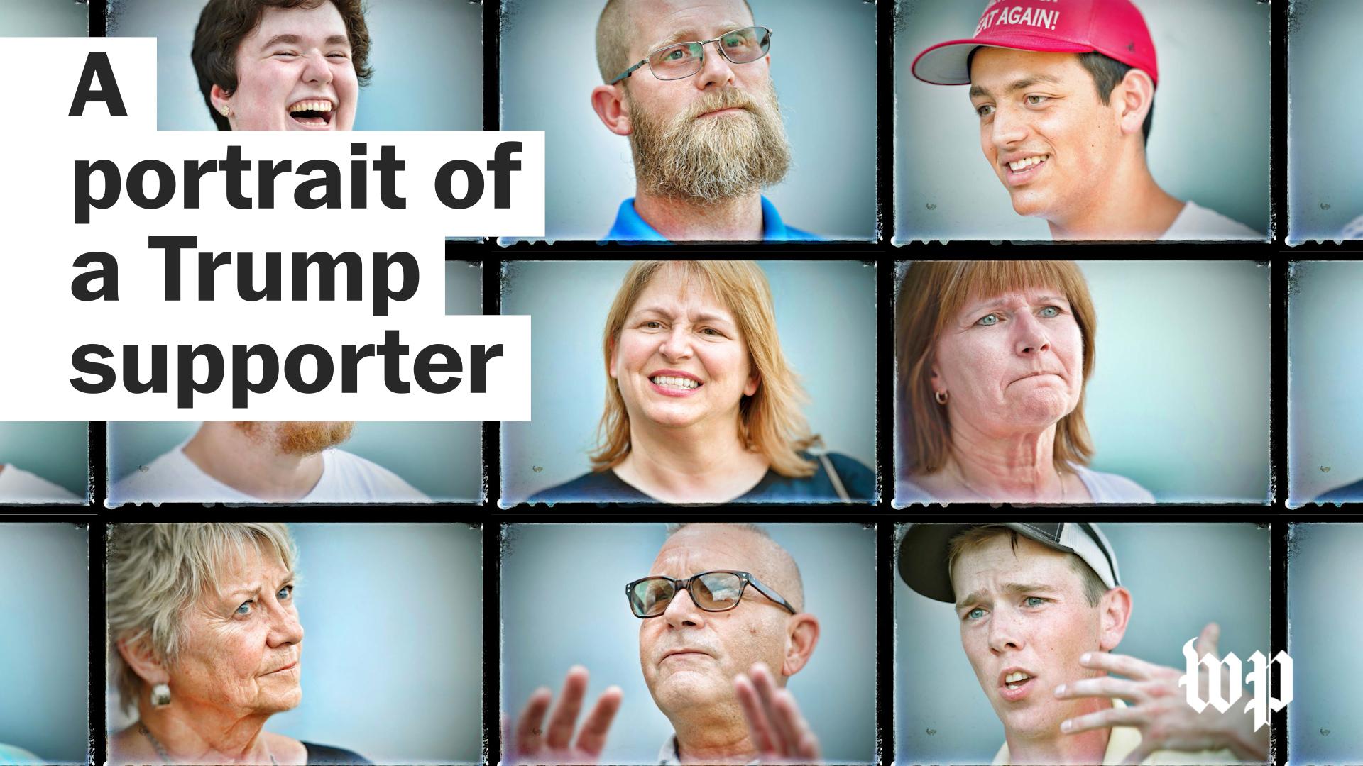 Meet Donald Trump's 'basket of deplorables'