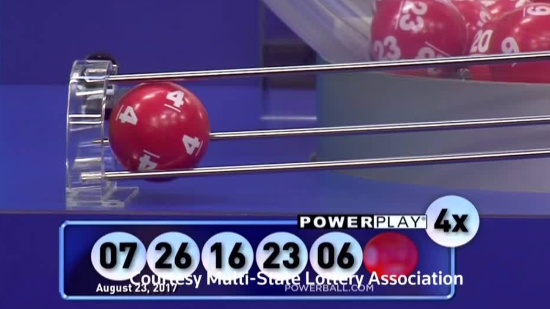 Jack Whittaker won Powerball's $314 million jackpot  It