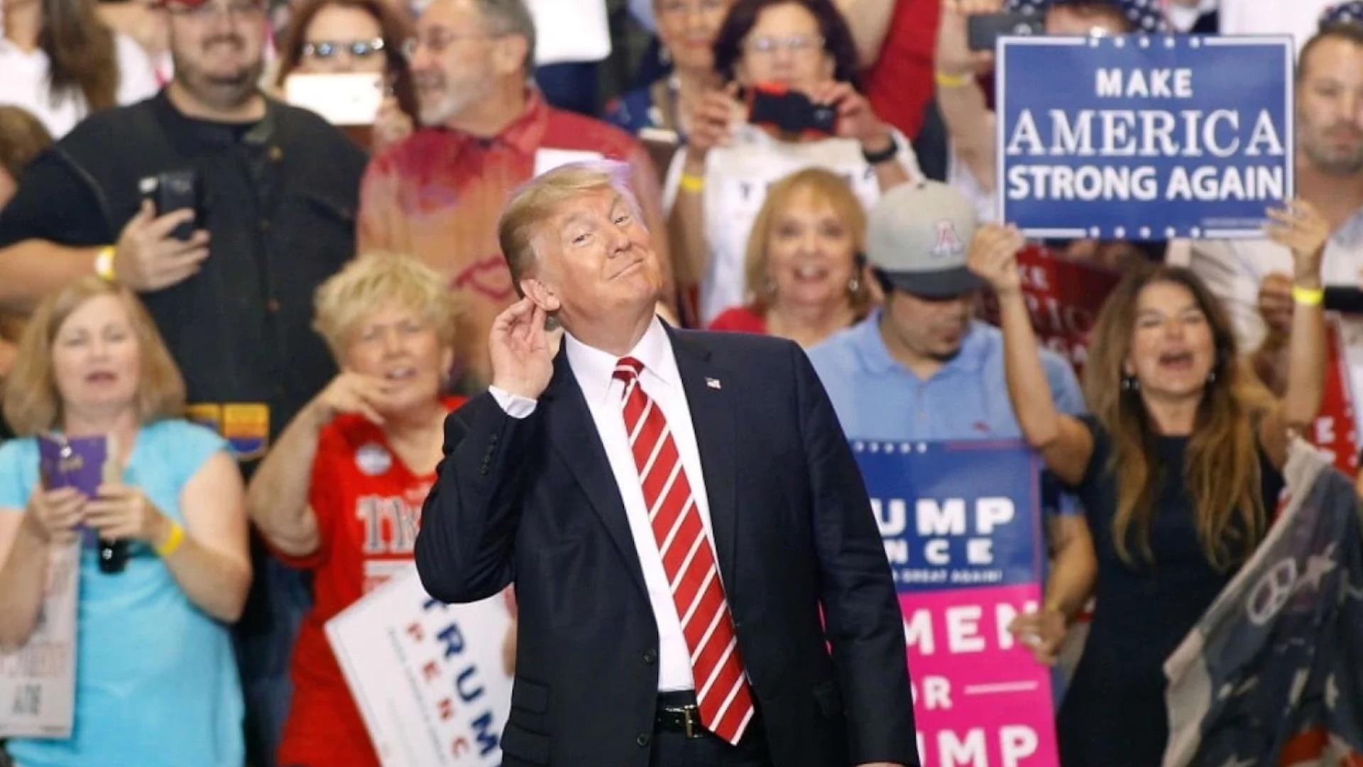 Feds on Trump's shutdown threat: 'It's blackmail'