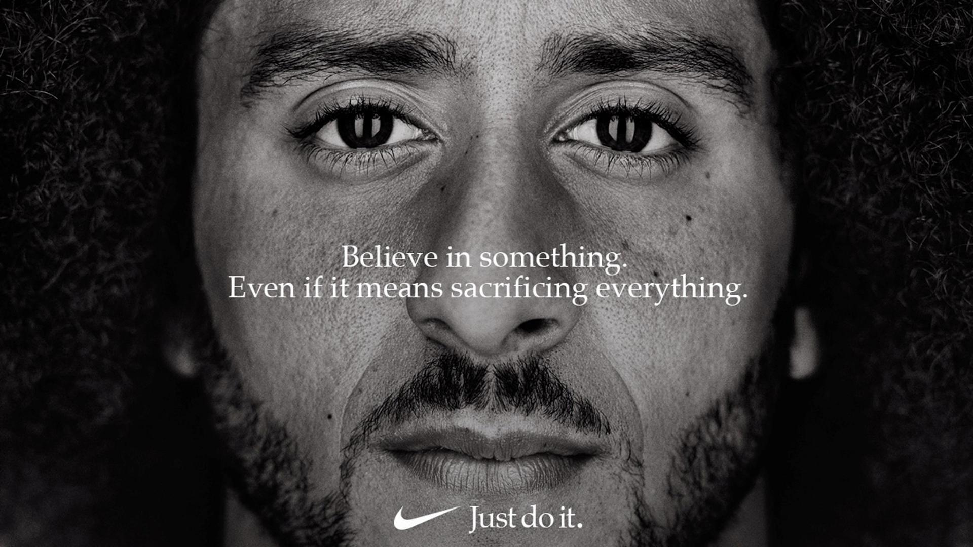 estera Hacer la vida visión  Just Do It': The surprising and morbid origin story of Nike's slogan - The  Washington Post