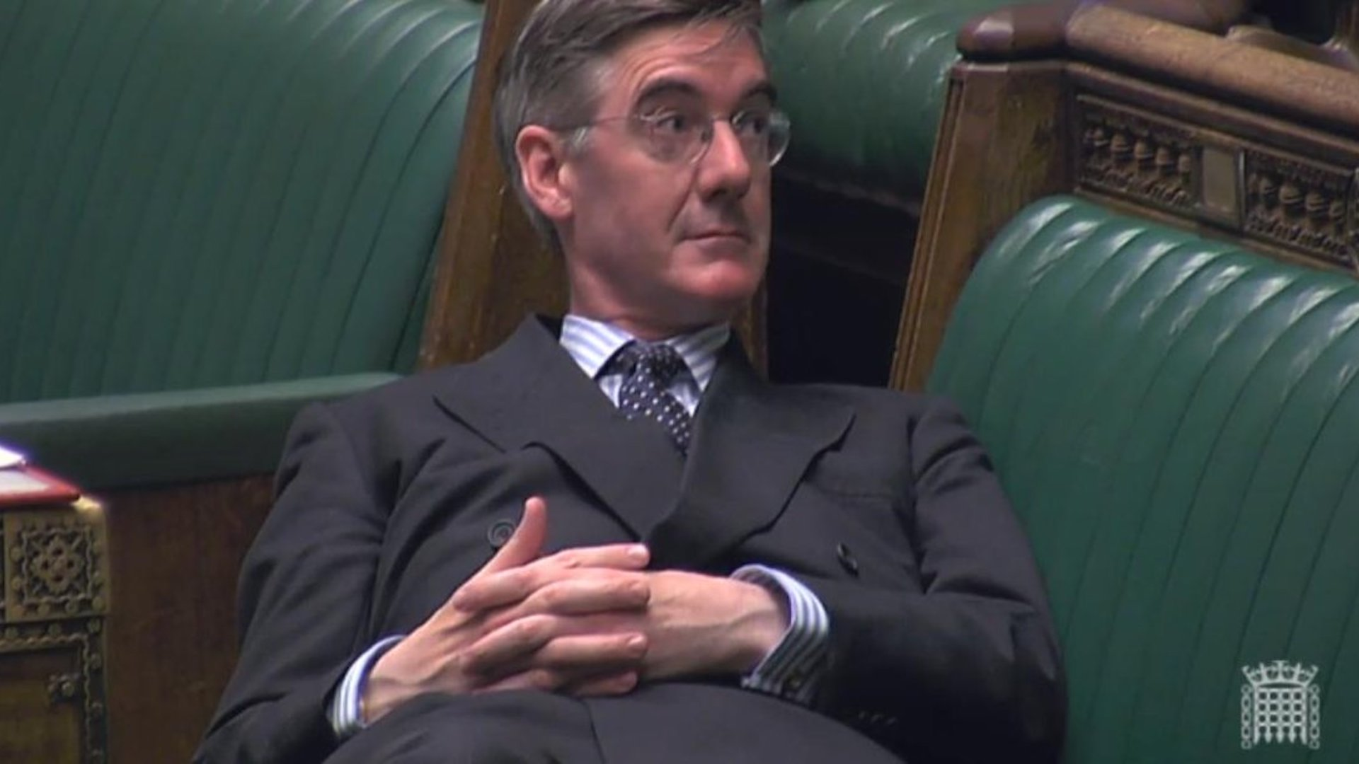'Sit Up!': House of Commons leader upsets lawmakers with slouching