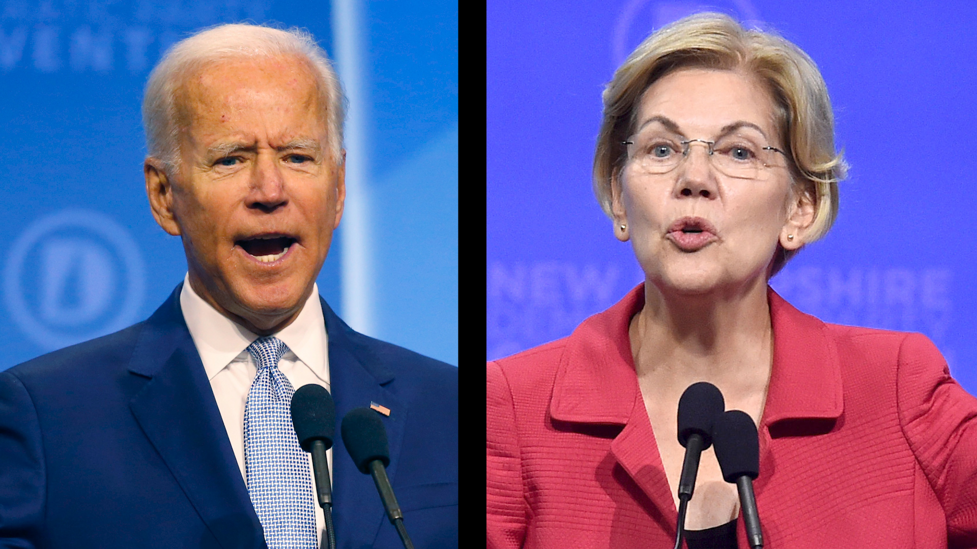 Biden and Warren, longtime frenemies, will finally meet in a debate chasing the biggest prize of all