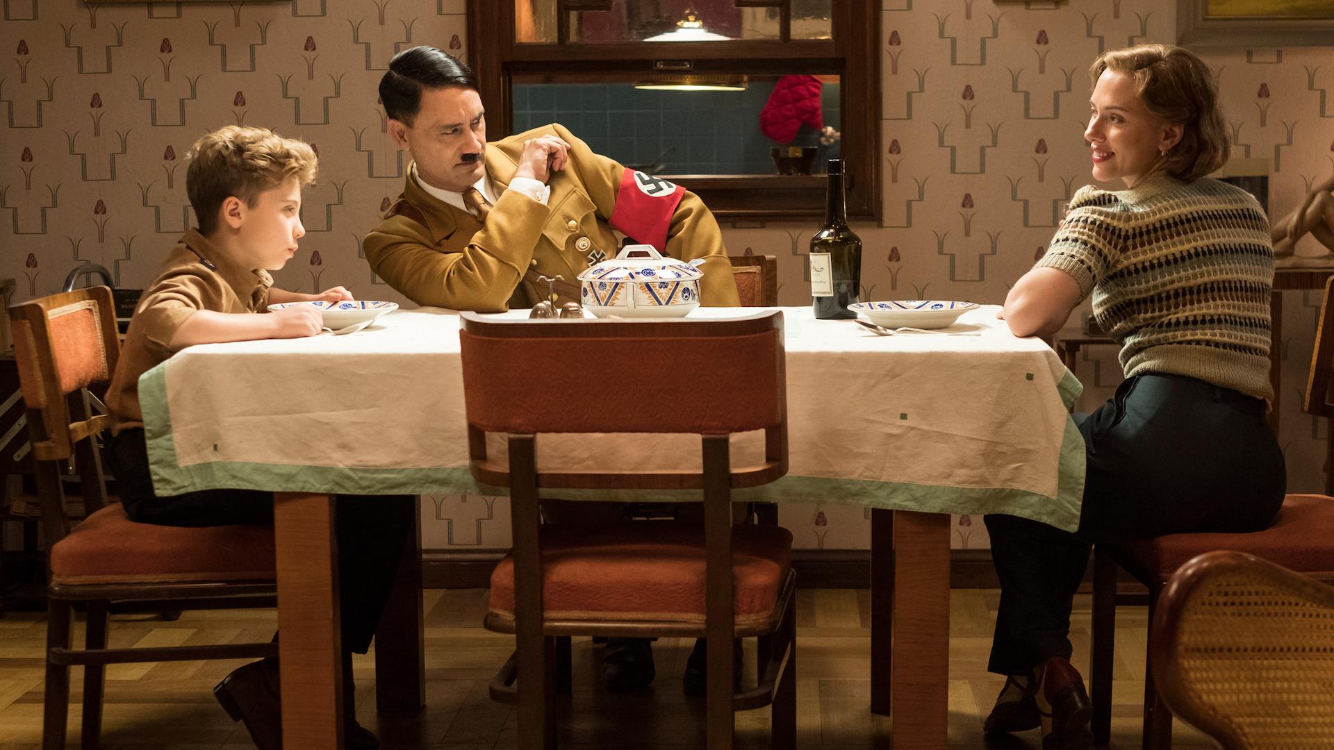 Jojo Rabbit Taika Waititi S Nazi Movie Could Be A Phenomenon