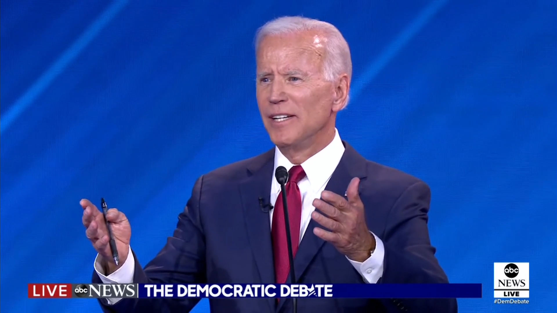 Why Biden will never recover from his 'record player' line
