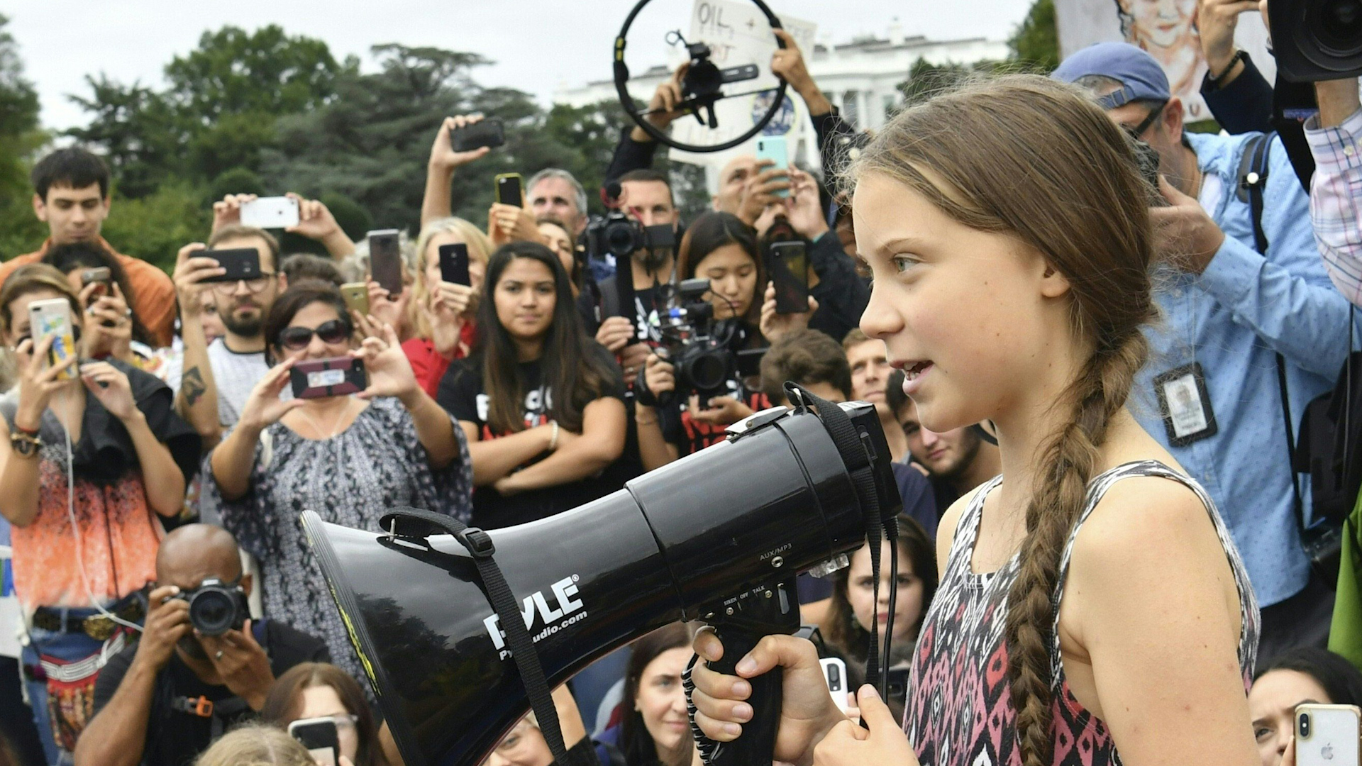 Why didn't Greta Thunberg win the Nobel Peace Prize?