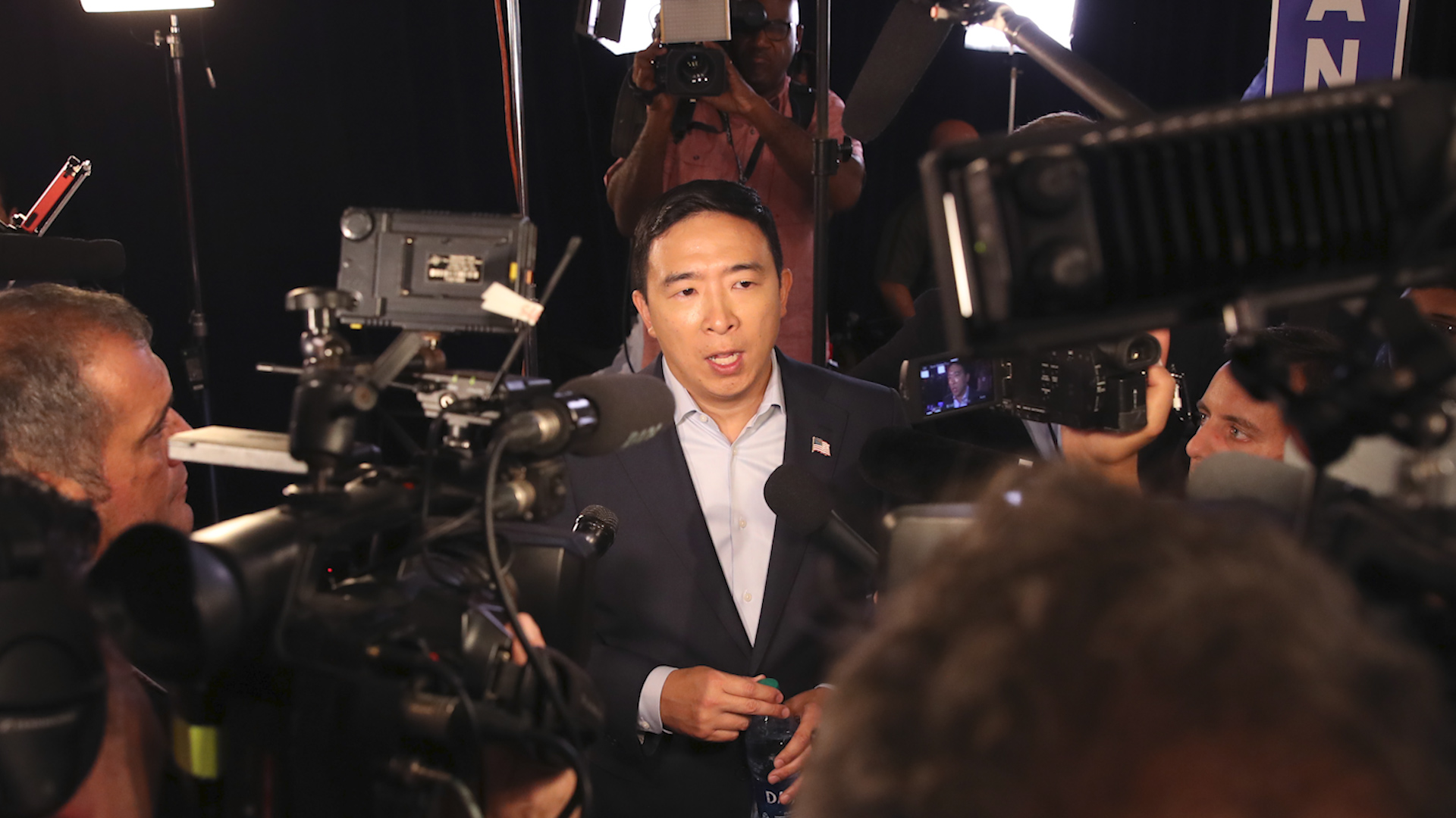 The downside of Andrew Yang's jokes about knowing lots of Asian American doctors