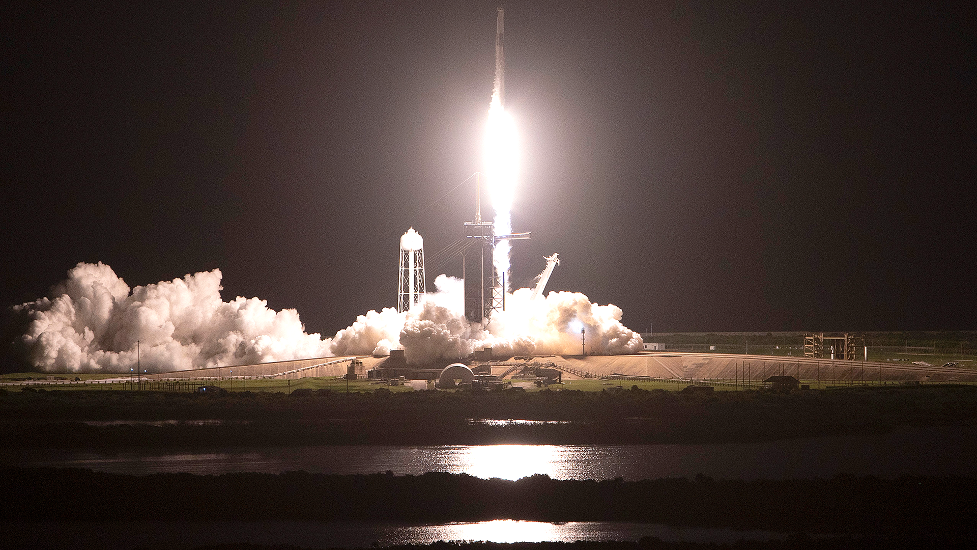 SpaceX successfully launches first all-civilian crew into orbit