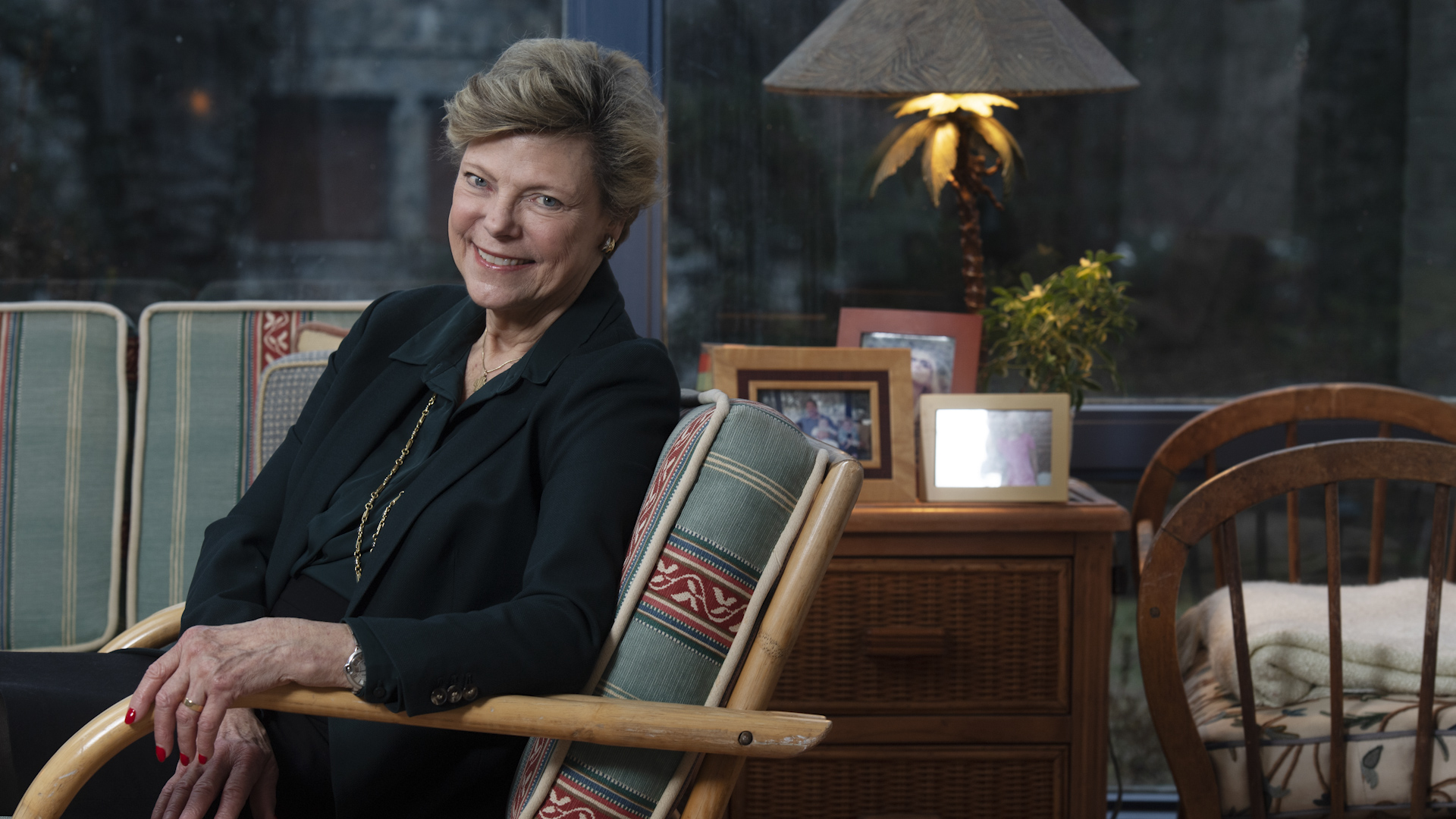 Trump on death of Cokie Roberts: 'She never treated me nicely. But I would like to wish her family well.'