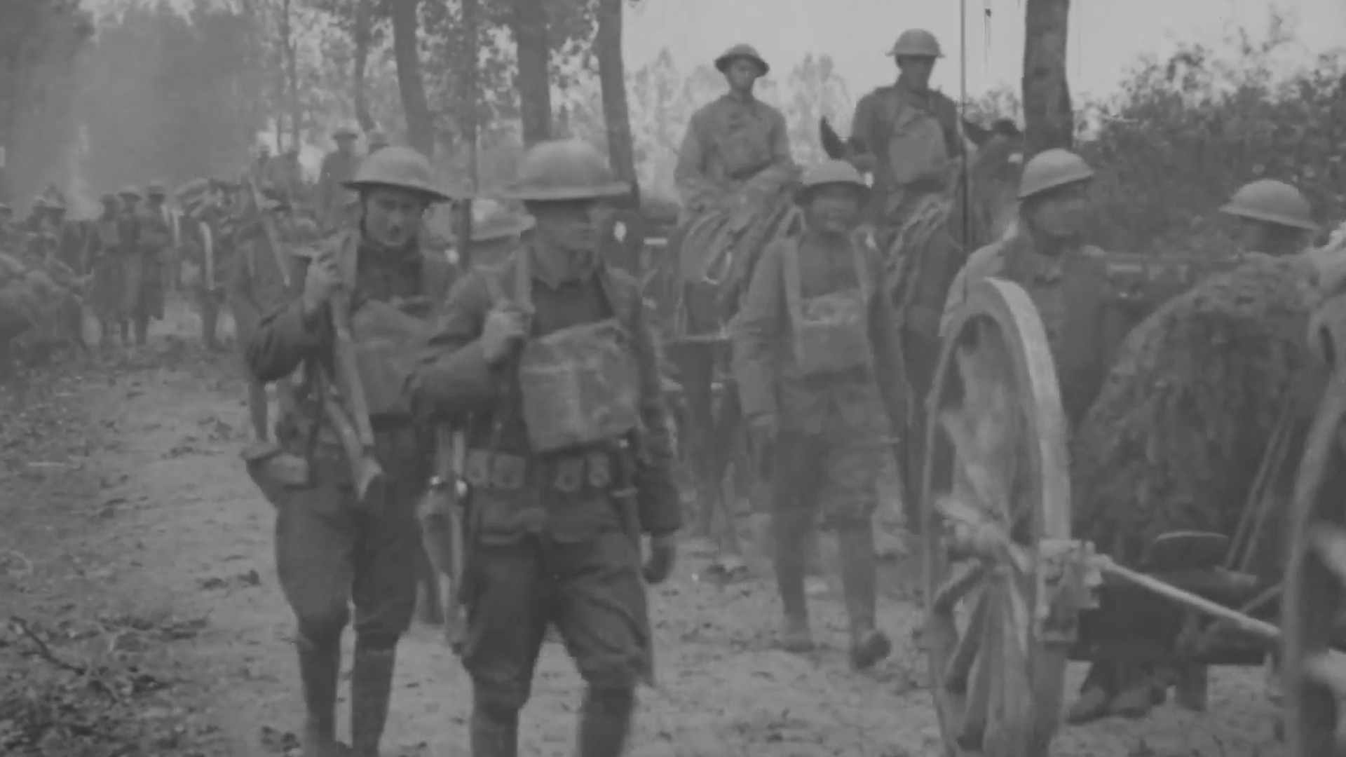 'Attacked and starved': A century-old diary recounts U.S. soldiers trapped behind enemy lines