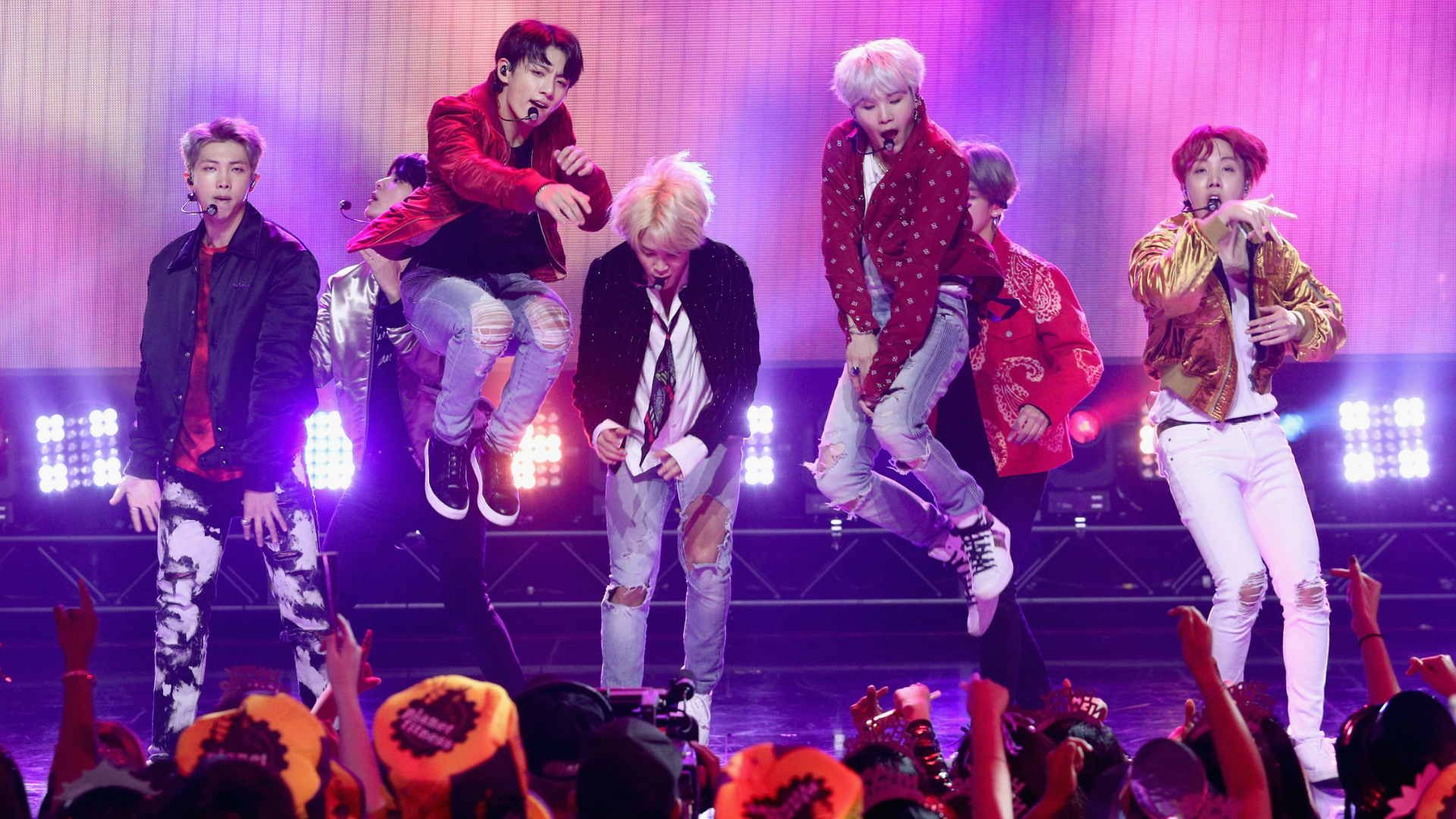 BTS, the biggest pop music and K-pop group, still face