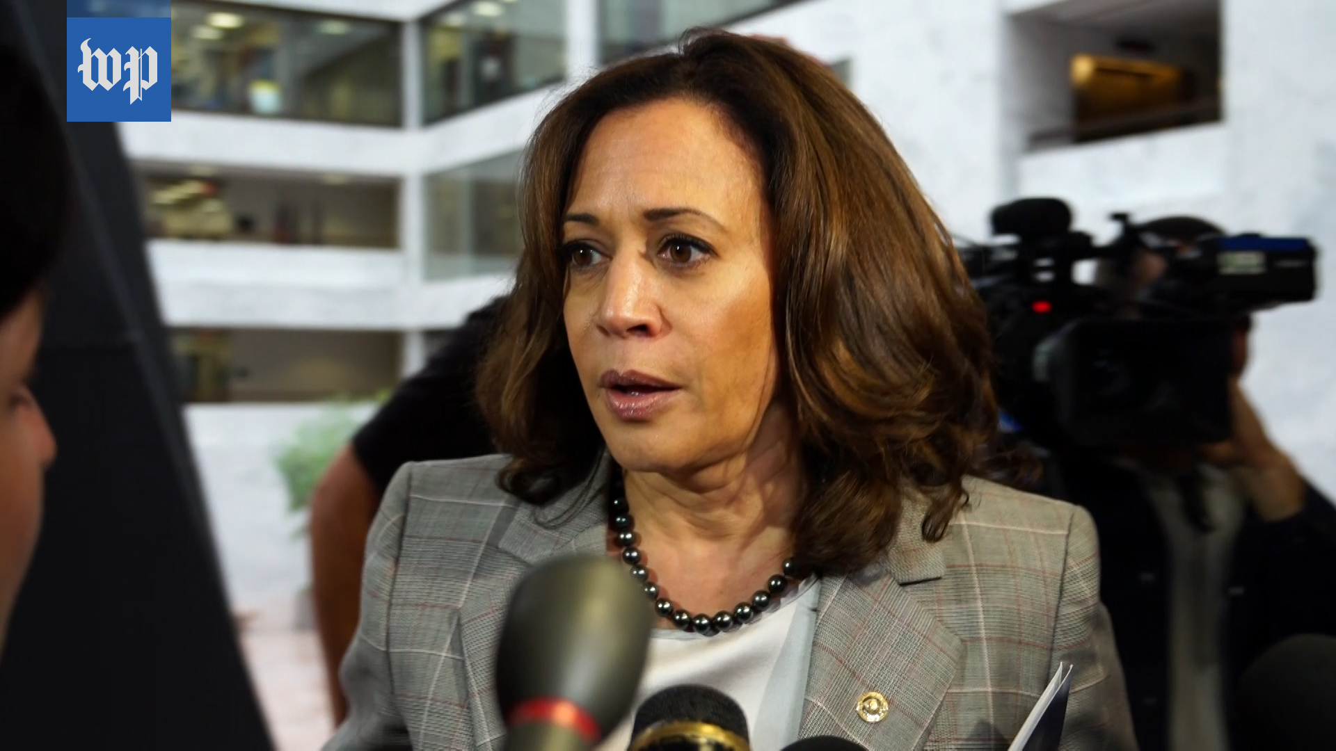 Sen. Kamala D. Harris to remain on Judiciary Committee after deal cut with Republicans