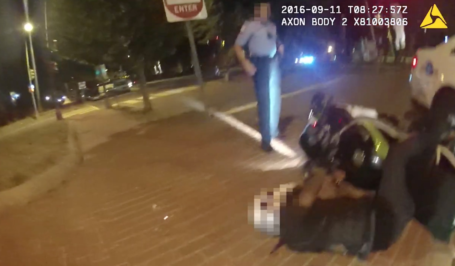 D.C. states case for firing police officer who fatally shot an unarmed motorcyclist
