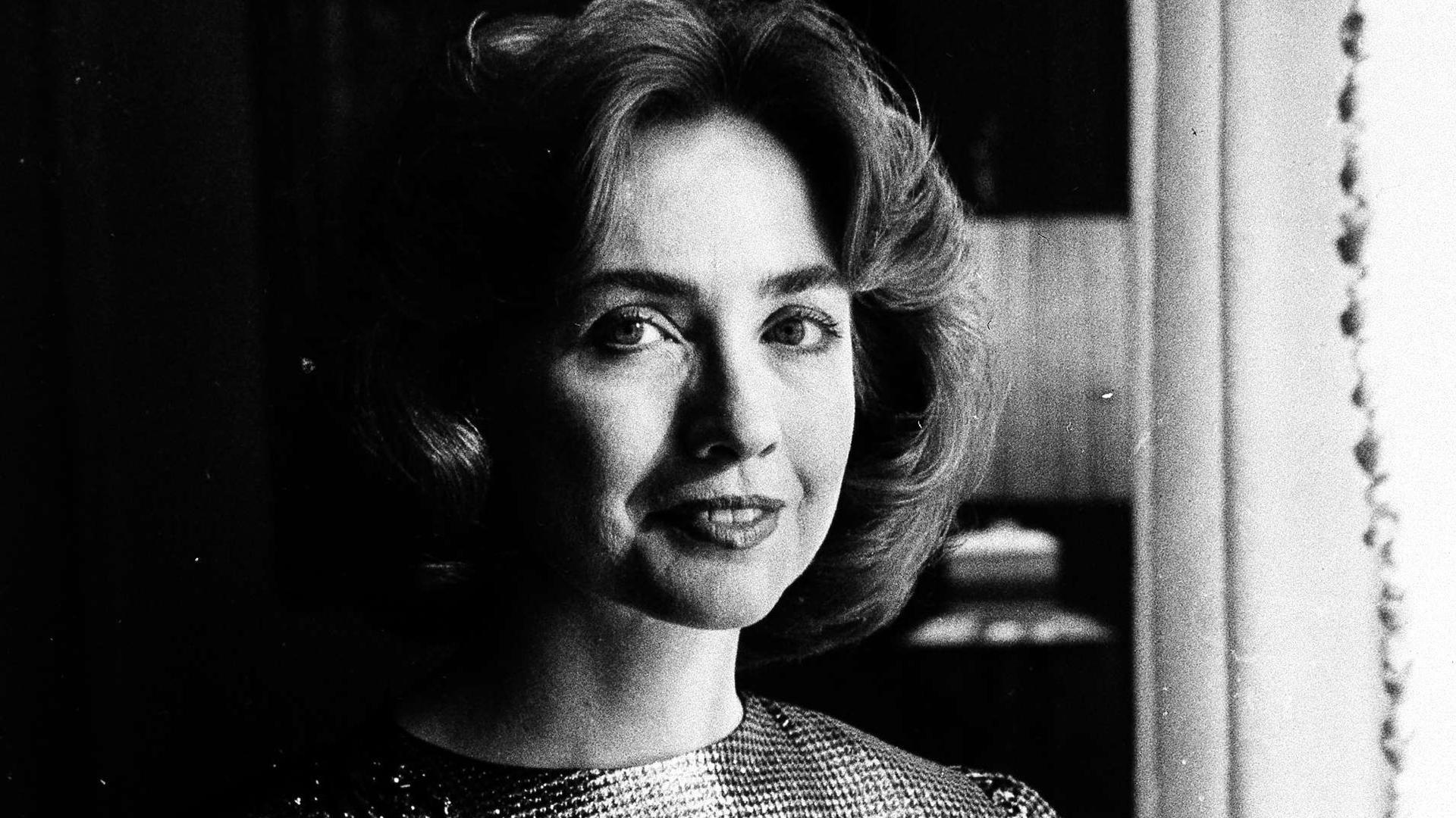 один молодая хиллари клинтон фото том, что