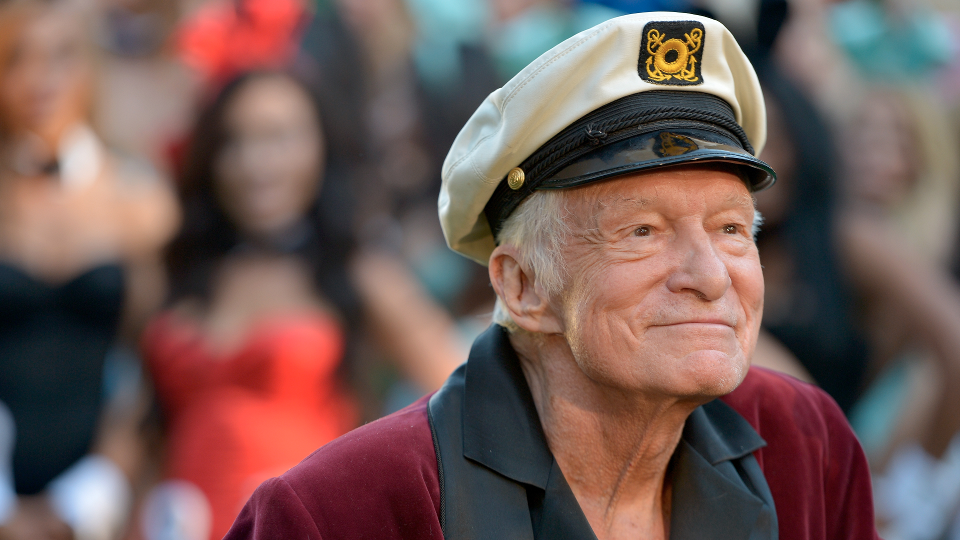 Hugh Hefner, visionary editor who founded Playboy magazine, dies at 91