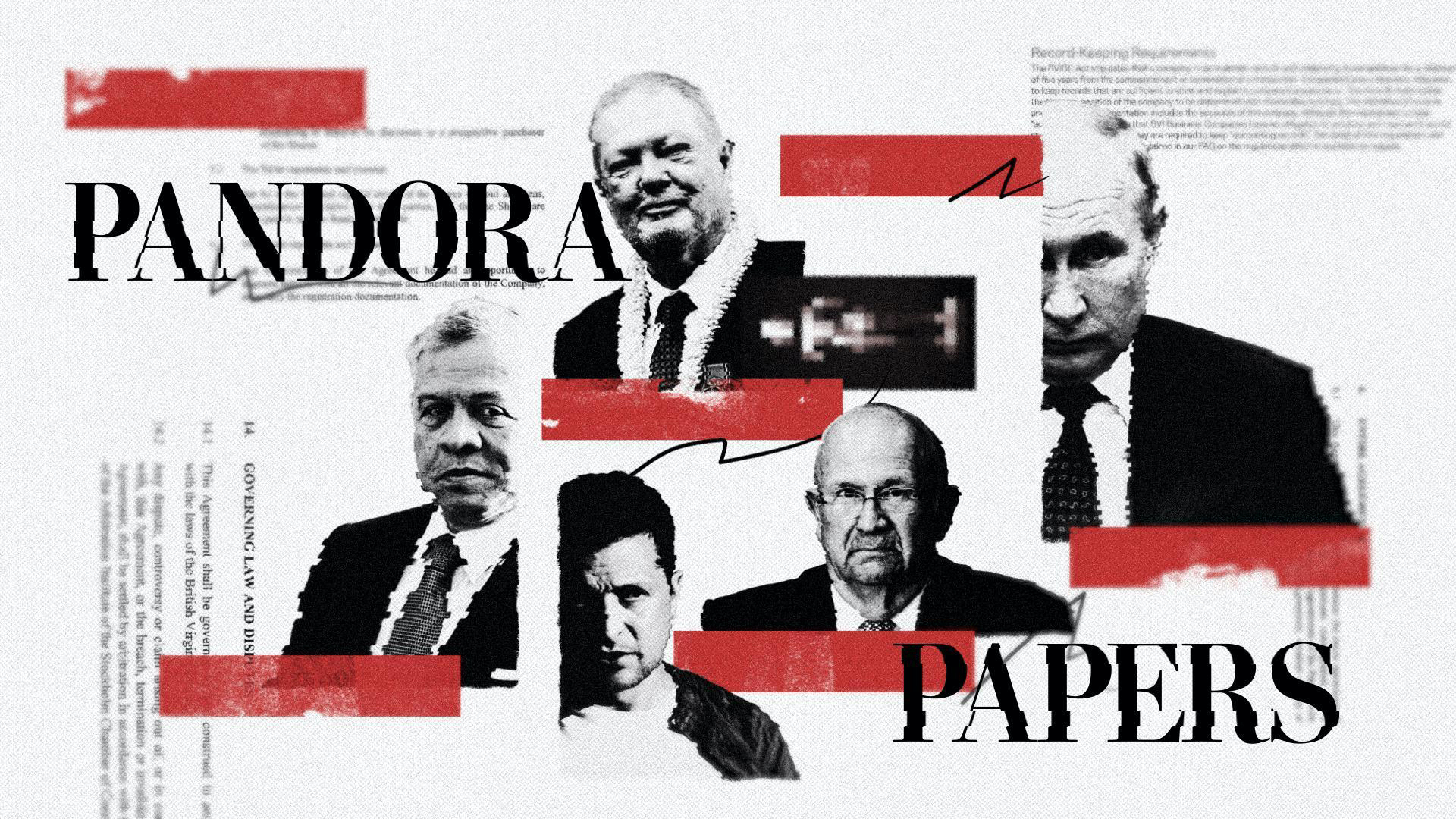 Pandora Papers: Offshore havens and hidden riches of world leaders and billionaires exposed in unprecedented leak