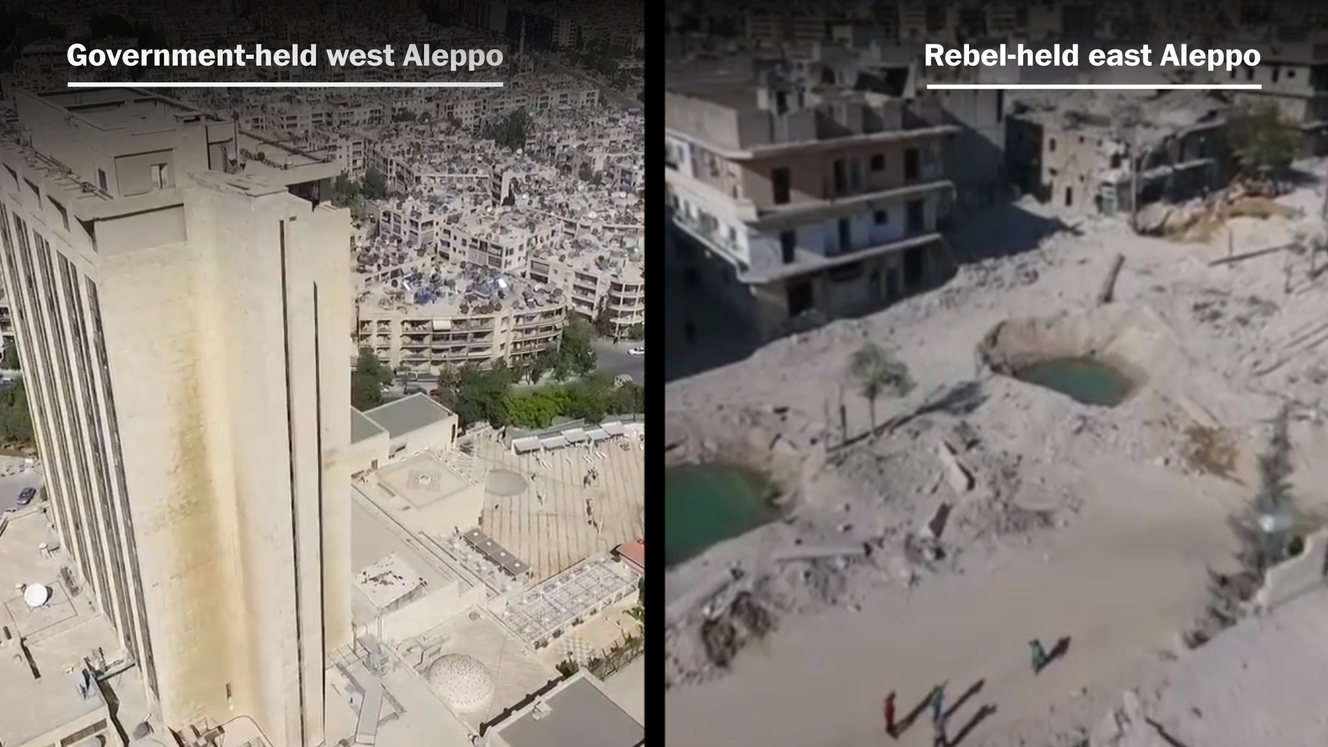 The battle for Aleppo, explained
