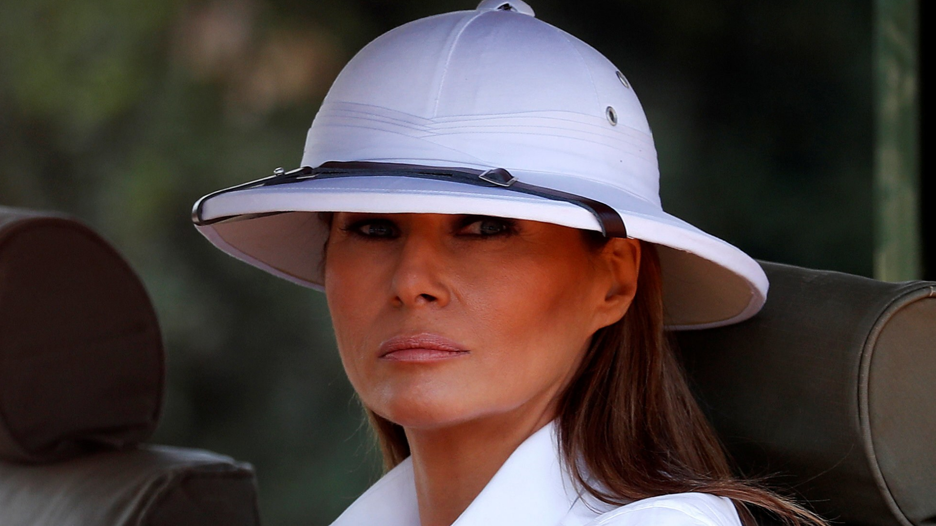 From 19th-century India to Melania Trump: How pith helmets became a symbol of colonialism