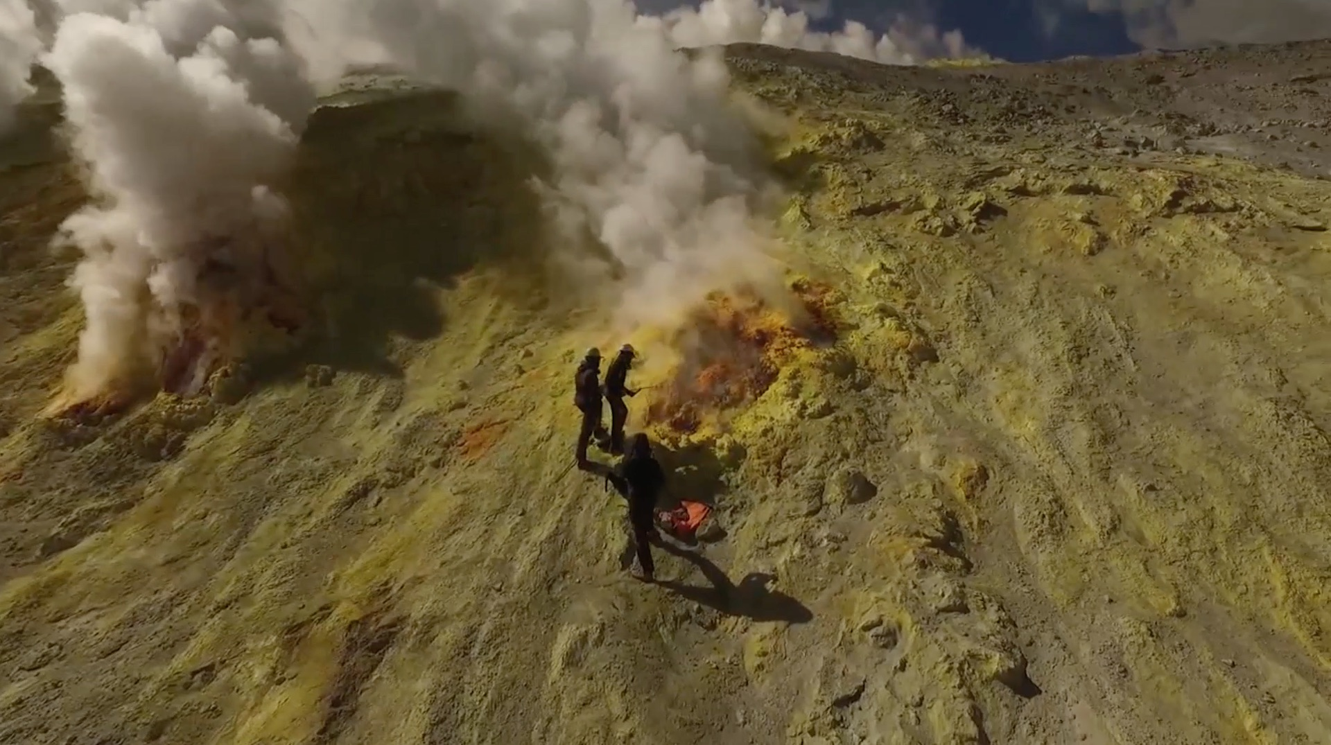 Watch Earth pulse with earthquakes and eruptions in this stunning visualization