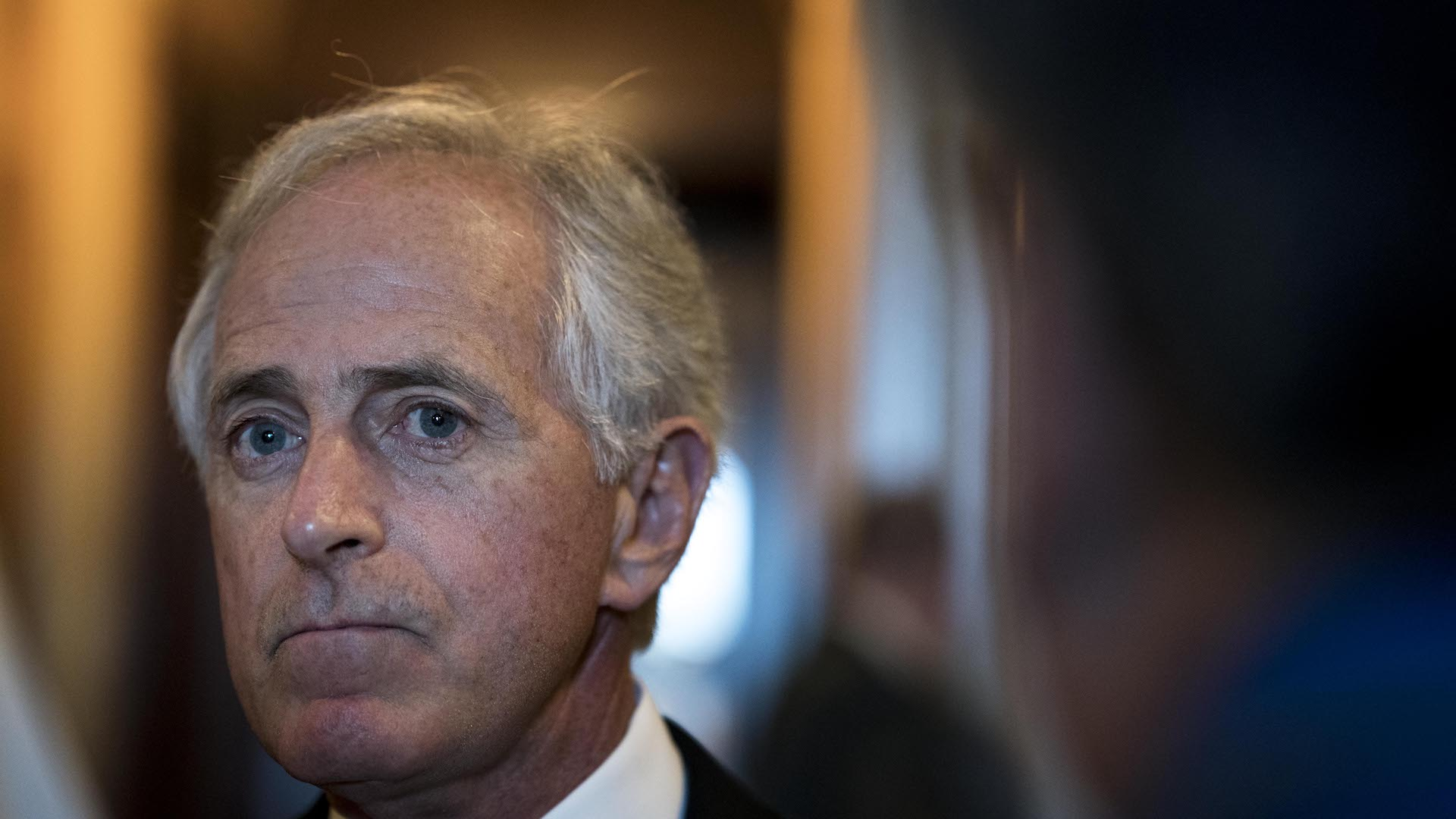 Corker calls White House 'an adult day care center' in response to Trump's latest Twitter tirade