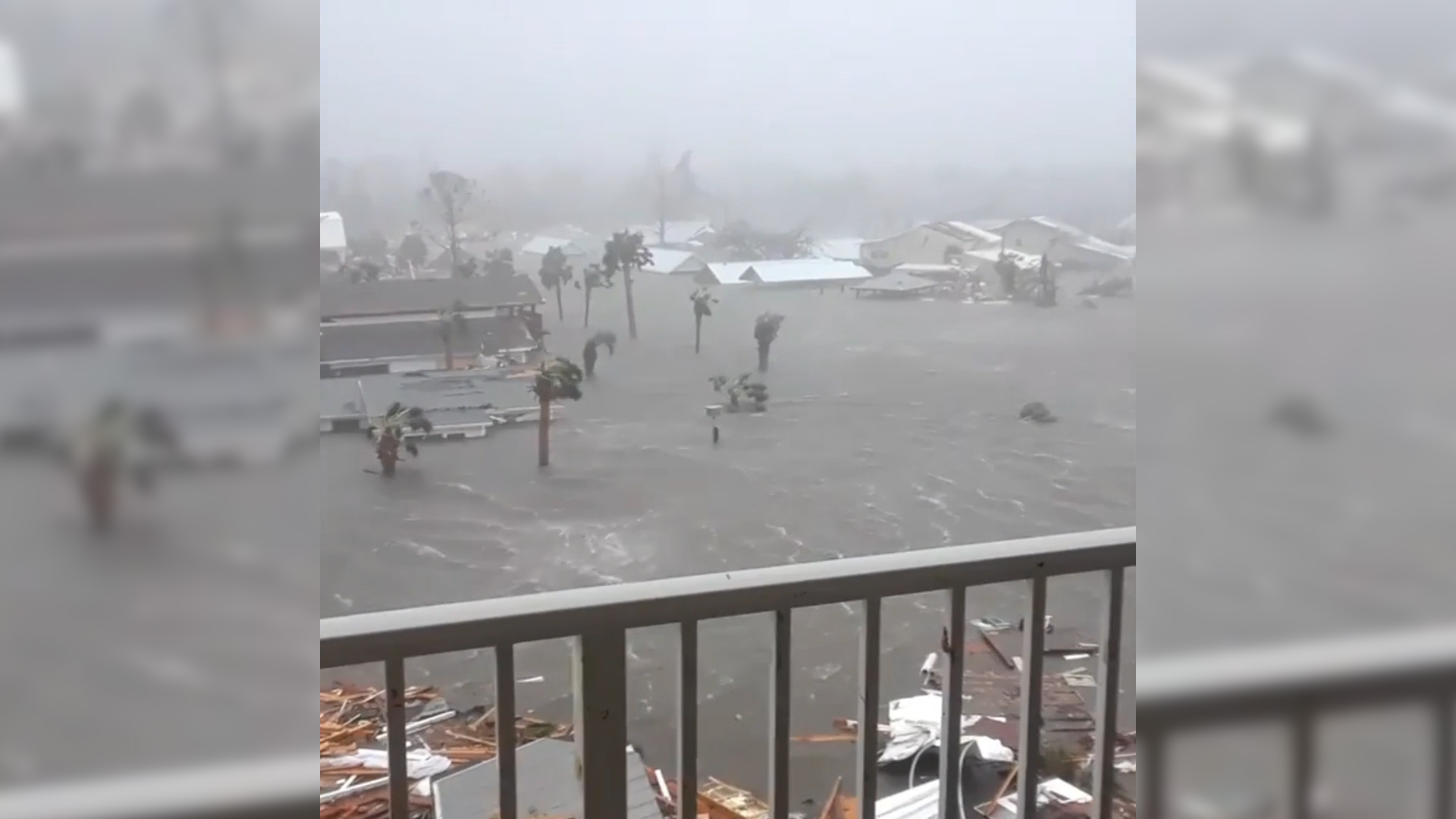 Hurricane death toll climbs in Florida as officials get into most devastated areas