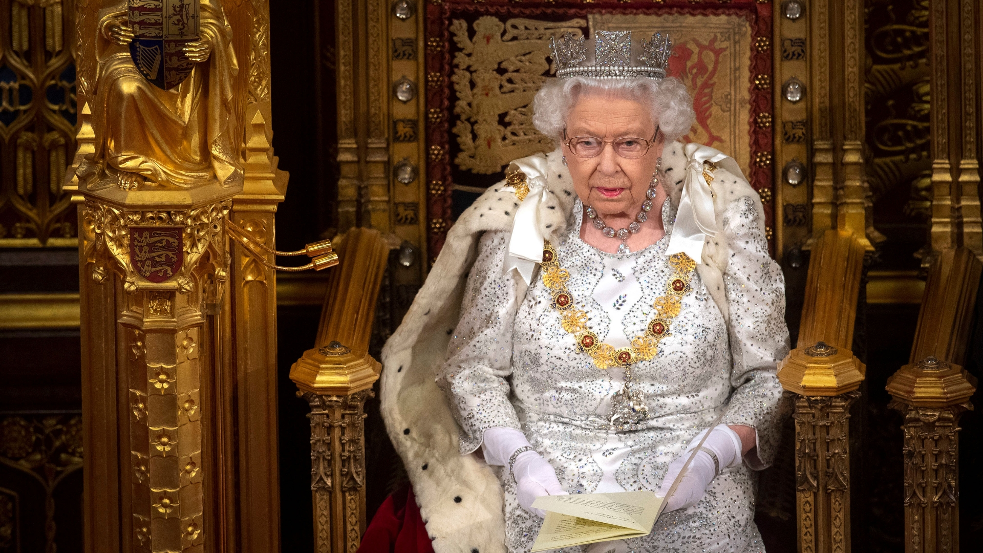 queen's speech - photo #37