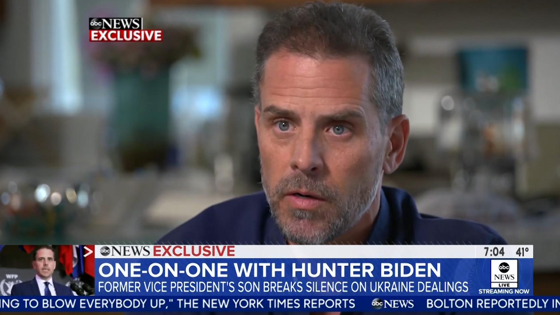 Diplomat tells investigators he raised alarms in 2015 about Hunter Biden's Ukraine work but was rebuffed