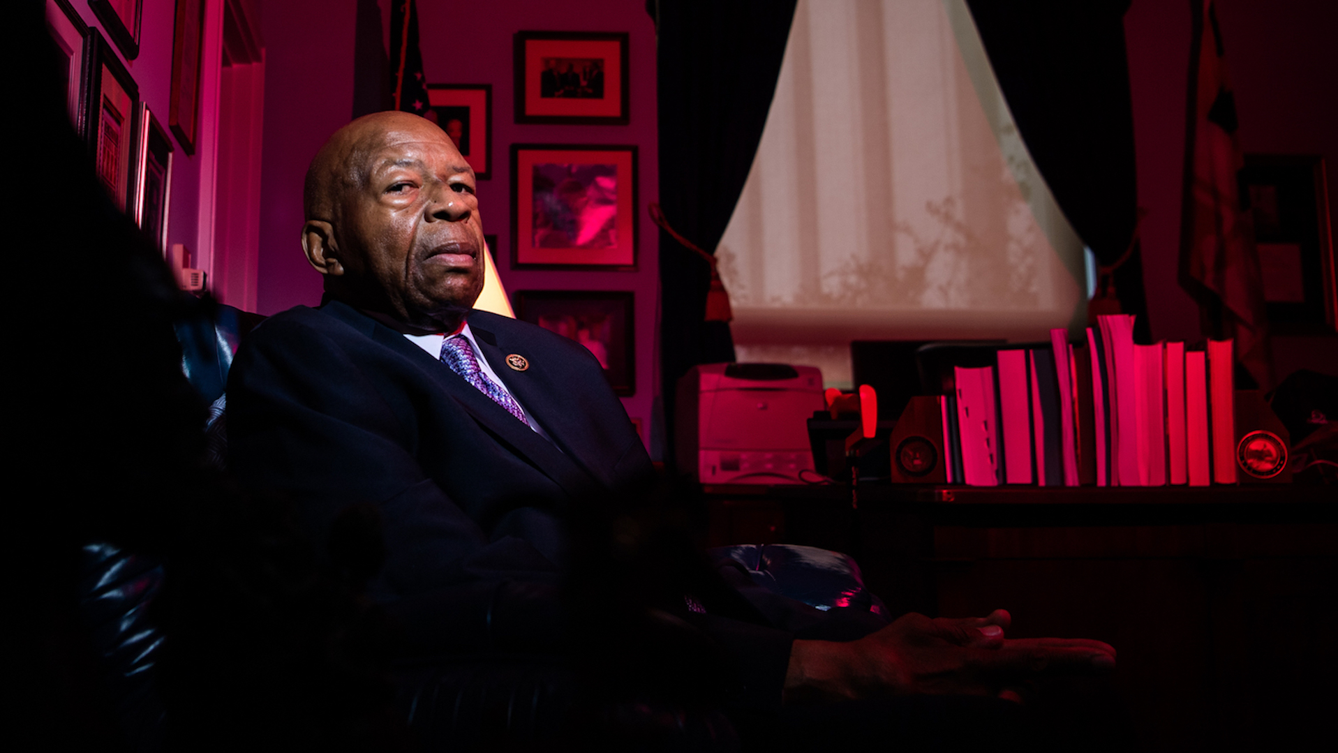 Rep. Elijah Cummings to lie in state at U.S. Capitol before funeral in Baltimore church