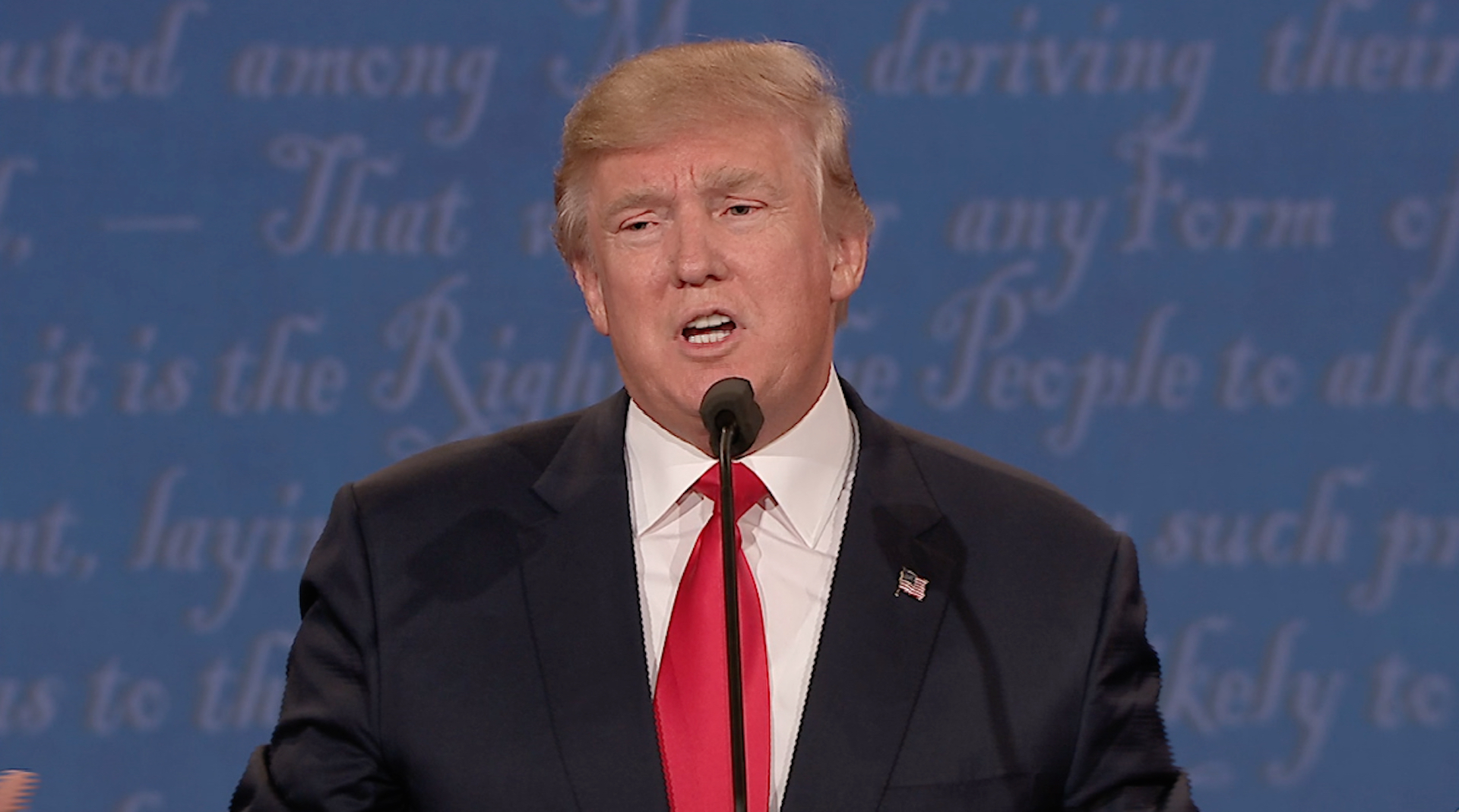 At third debate, Trump won't commit to accepting election results if he loses