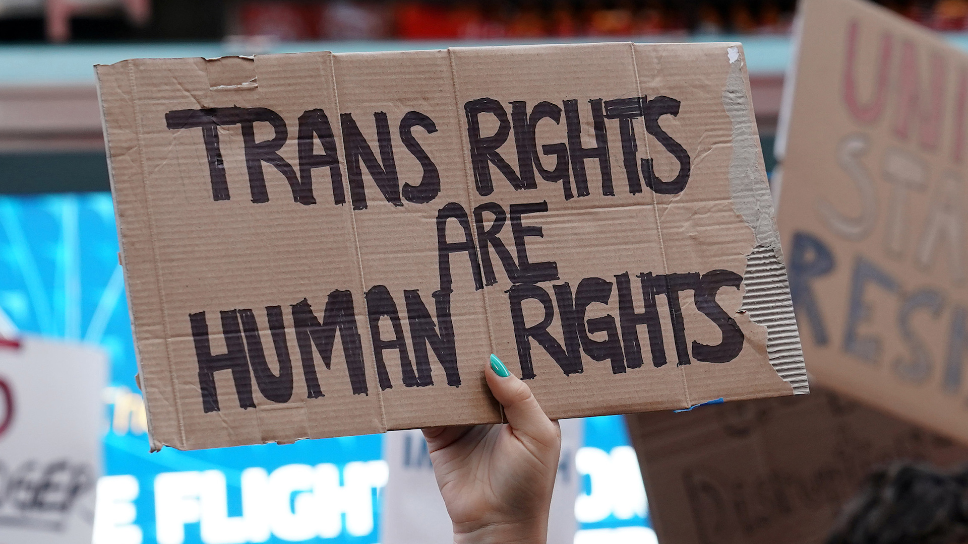 Supreme Court allows Trump restrictions on transgender troops in military to go into effect as legal battle continues
