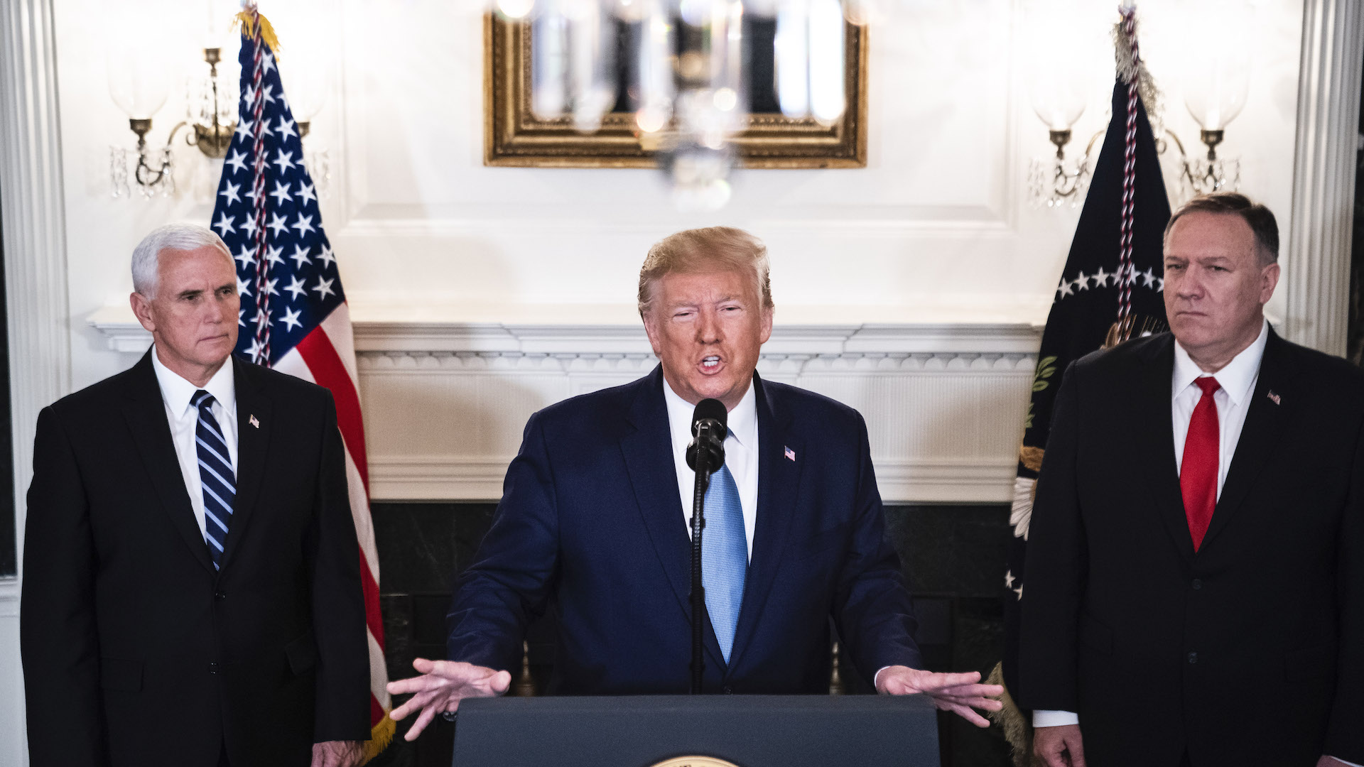 Trump says U.S. will lift sanctions on Turkey, calling cease-fire in Syria 'permanent'