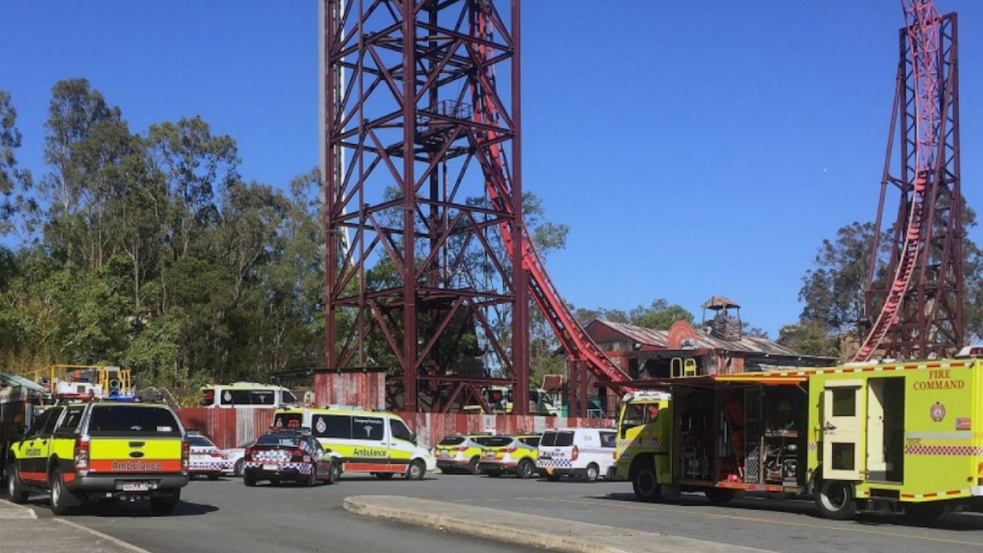 River ride malfunction at Australia's Dreamworld kills four people, horrifies onlookers