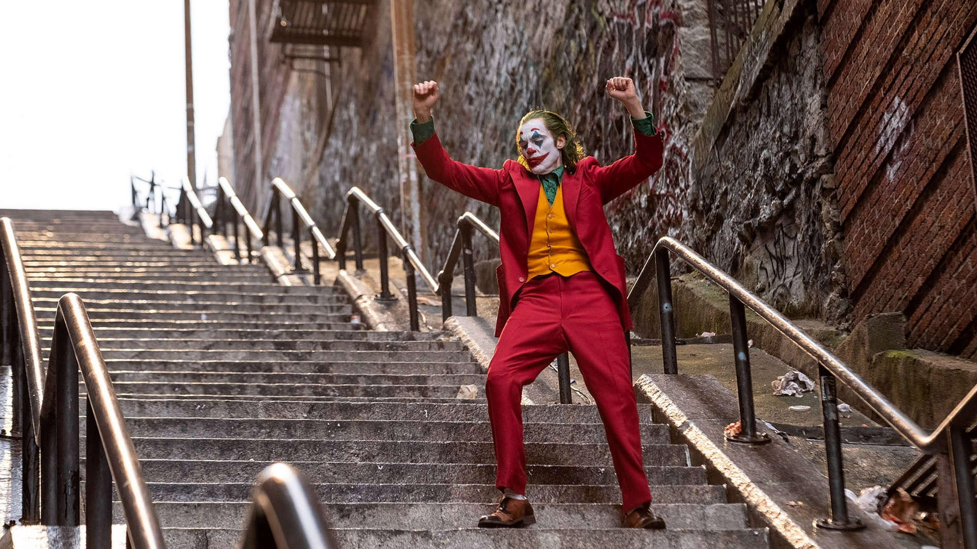 Tourists are flocking to the 'Joker' stairs. We ranked Hollywood's other famous steps.