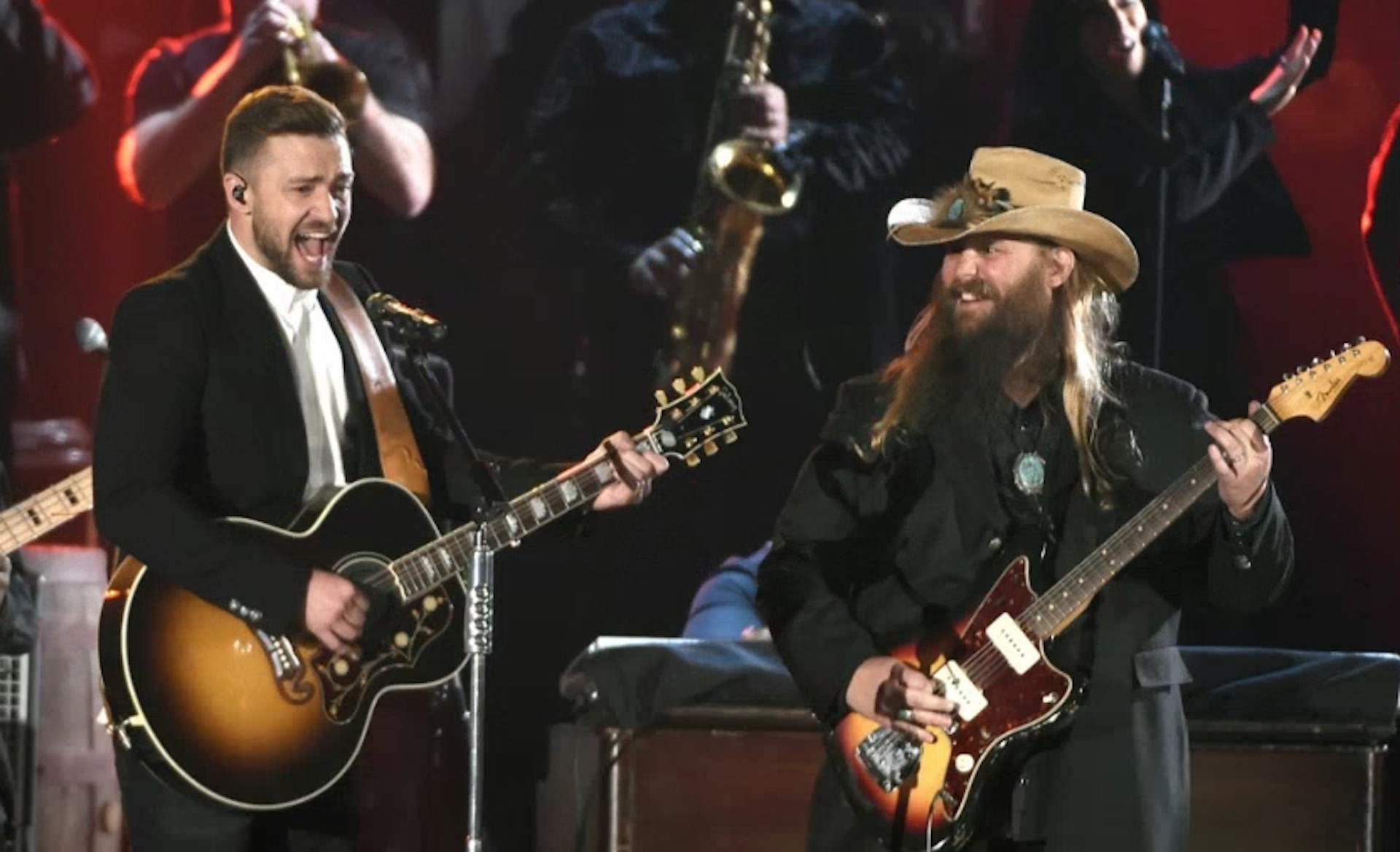 A year after Chris Stapleton's CMAs shocker, country music is still wondering how much it mattered