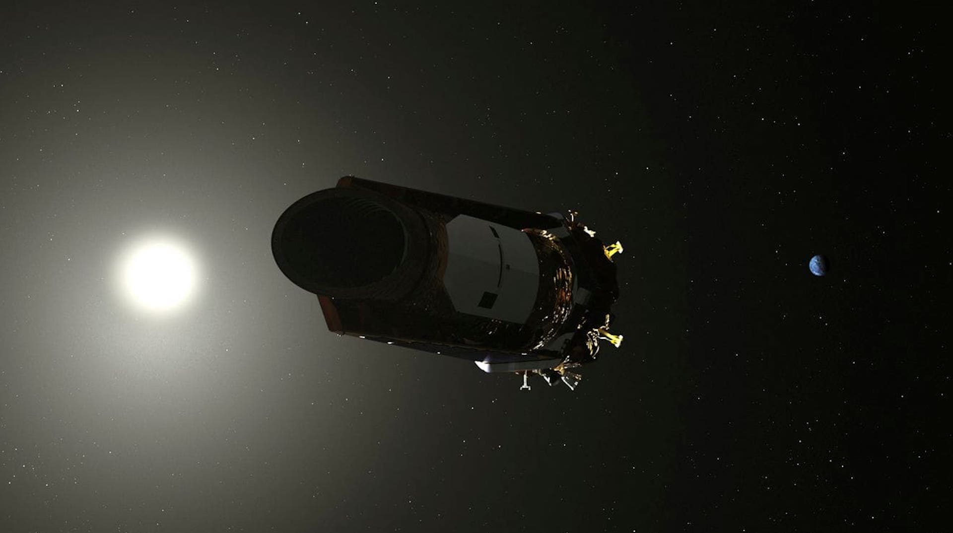 So long, Kepler, and thanks for all the planets