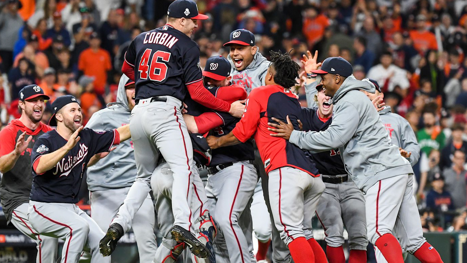 The Nats' Improbable Run to the World Series Title