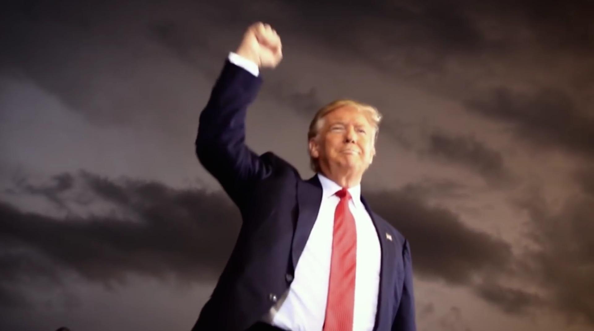 Sen. Al Franken claims that Donald Trump's new ad on the economy is anti-Semitic
